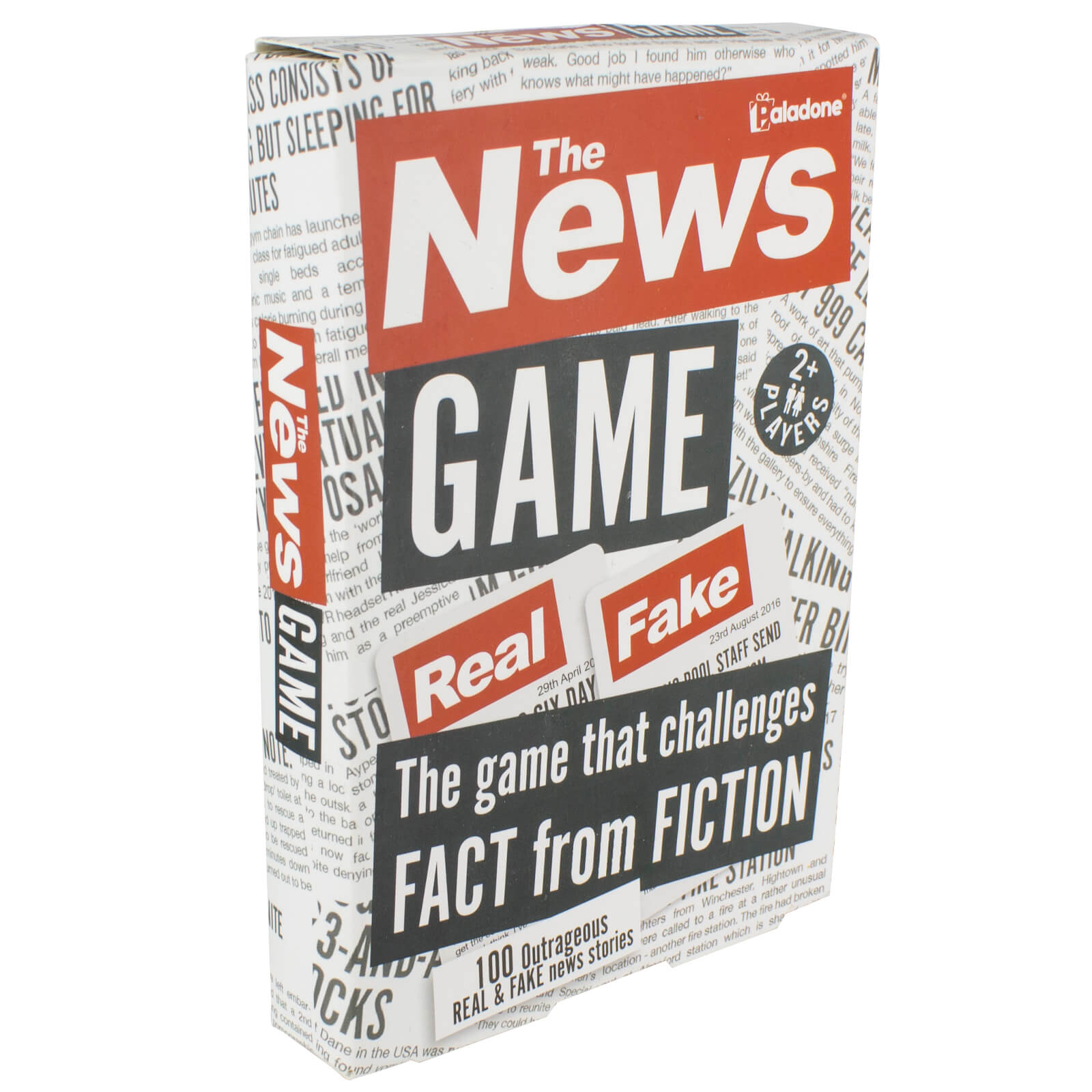 Image of The News Game