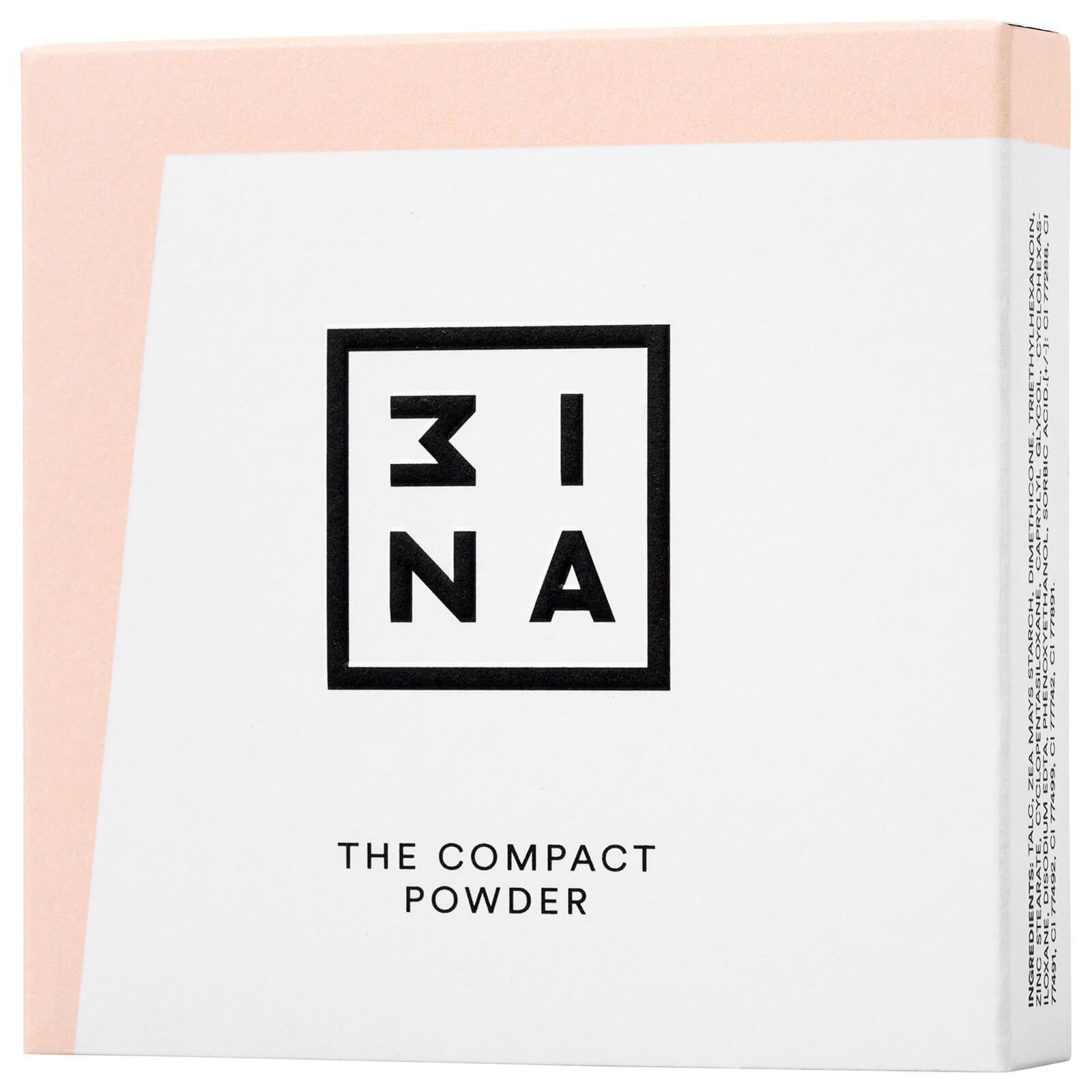 3INA Makeup cipria compatta 11,5 g (varie tonalità) - 200