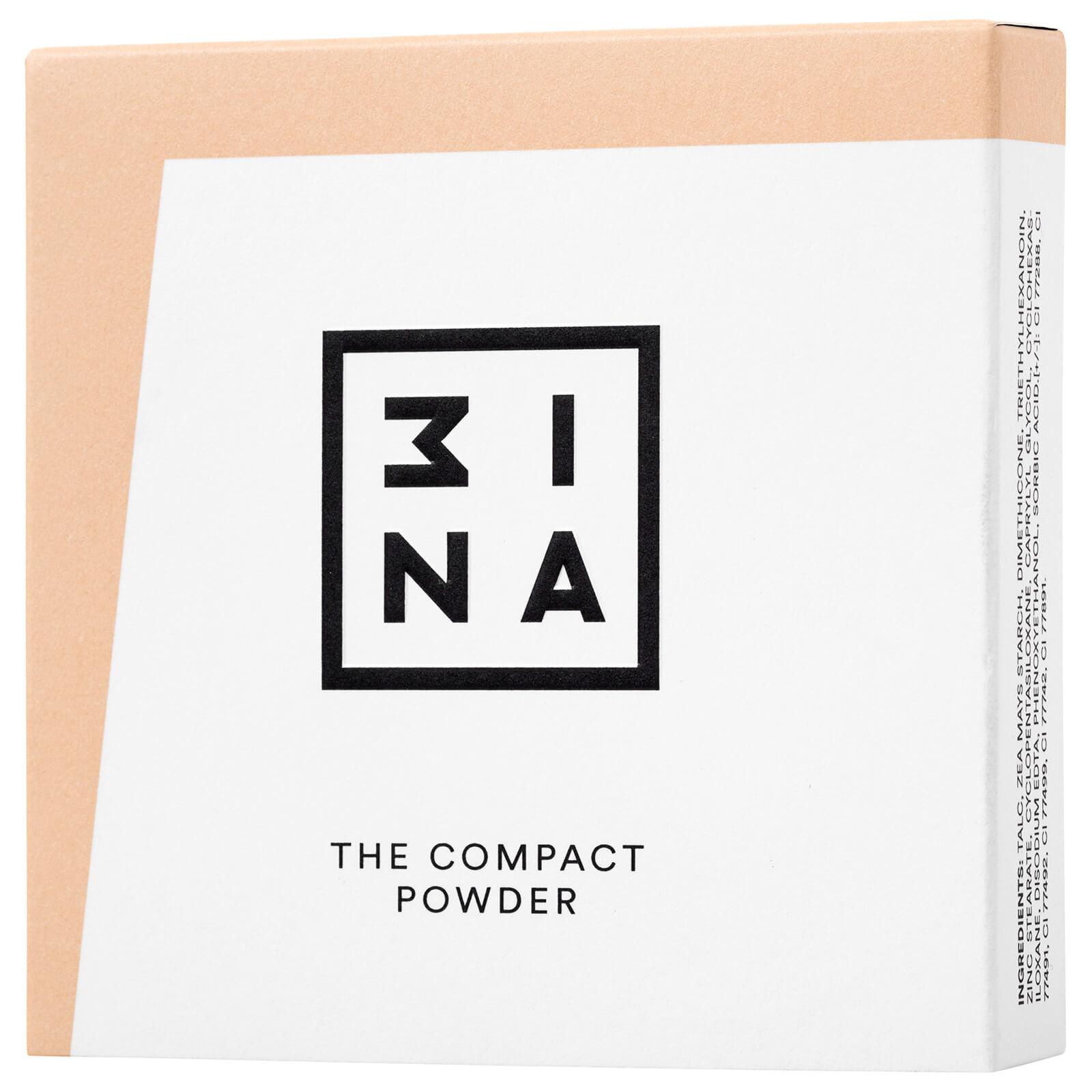 Купить Компактная пудра 3INA Compact Powder 11, 5г (различные оттенки) - 203