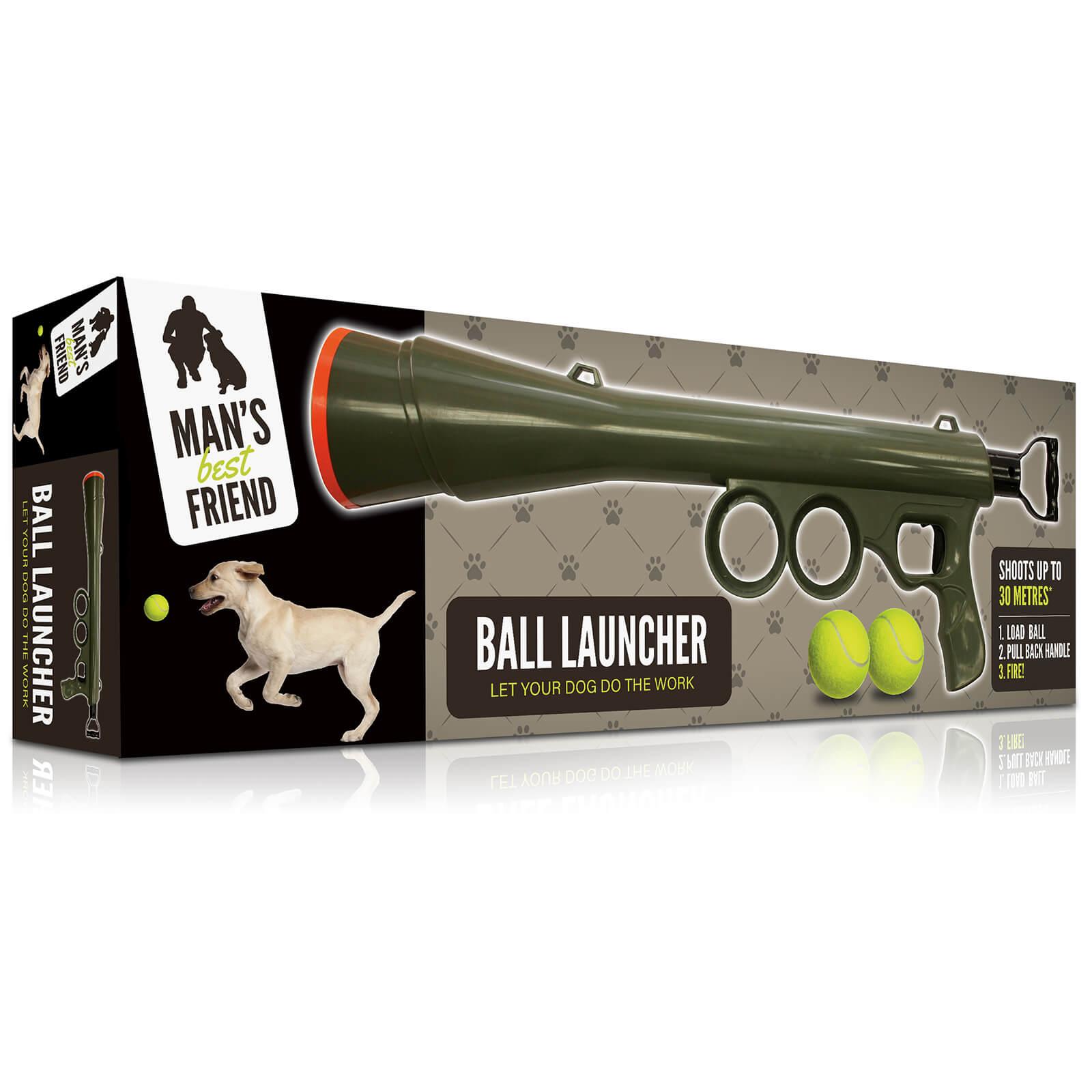 Mans Best Friend Dog Ball Launcher