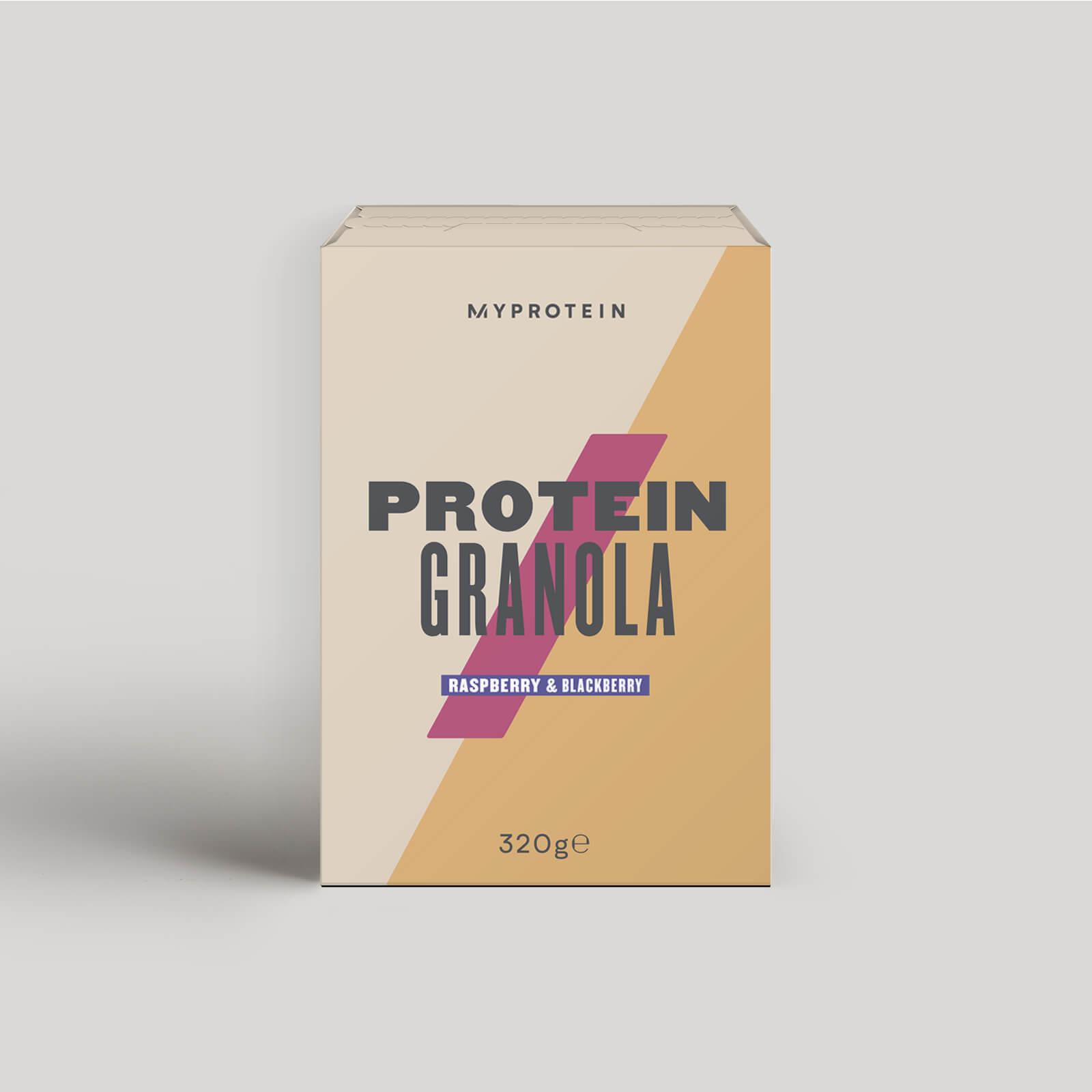 Granola protéiné - 320g - Raspberry & Blackberry
