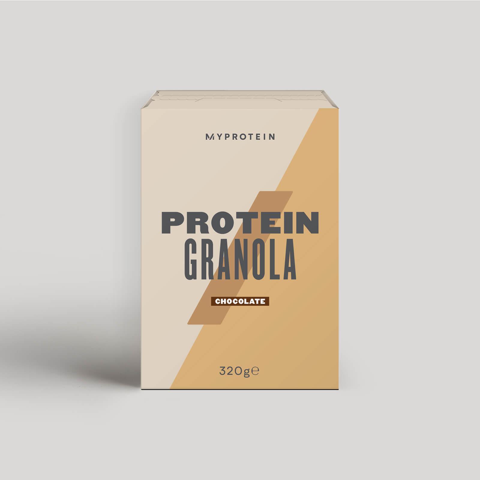 Купить Протеиновая гранола - 320g - Шоколад, Myprotein International