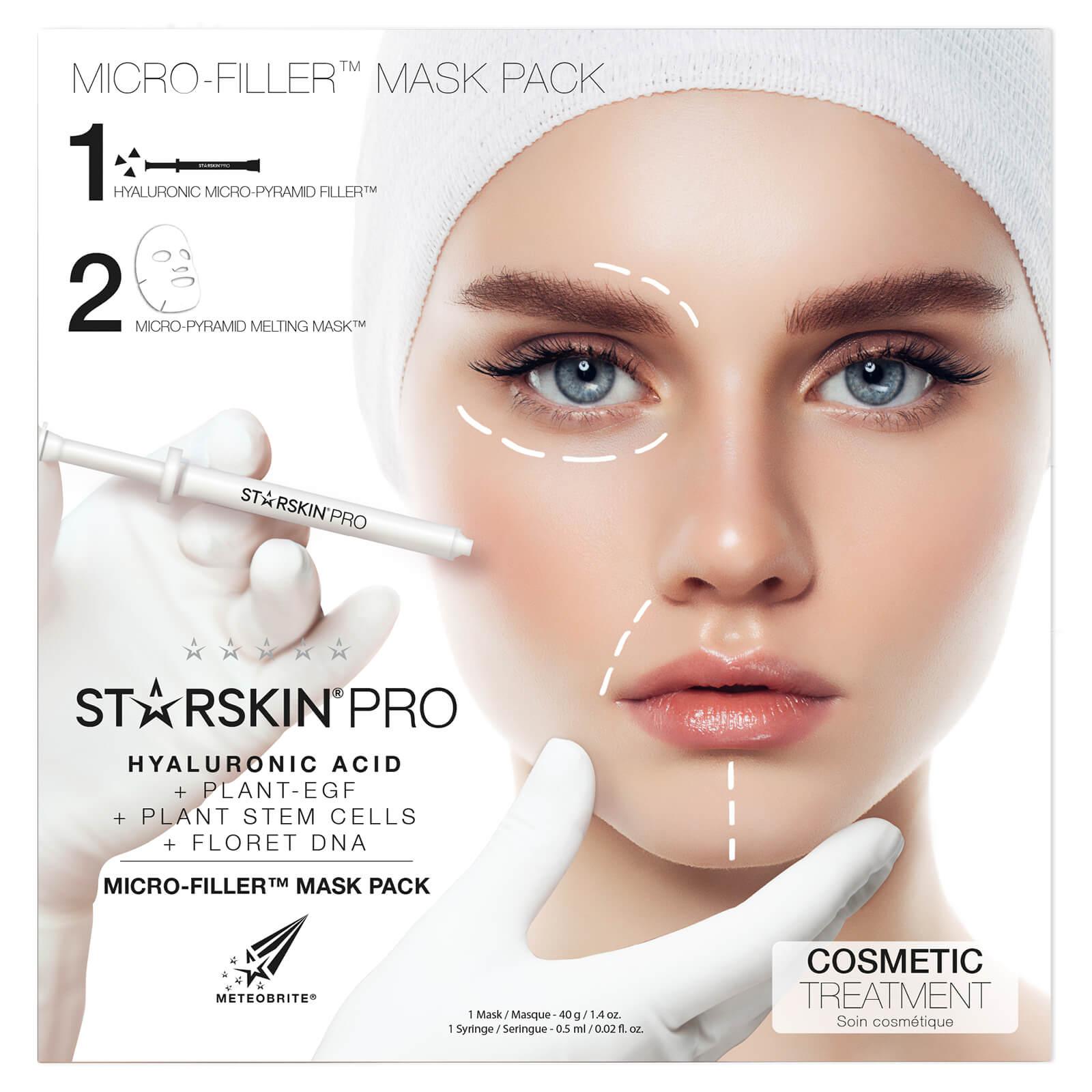 Image of STARSKIN Pro Micro Filler confezione filler + maschera