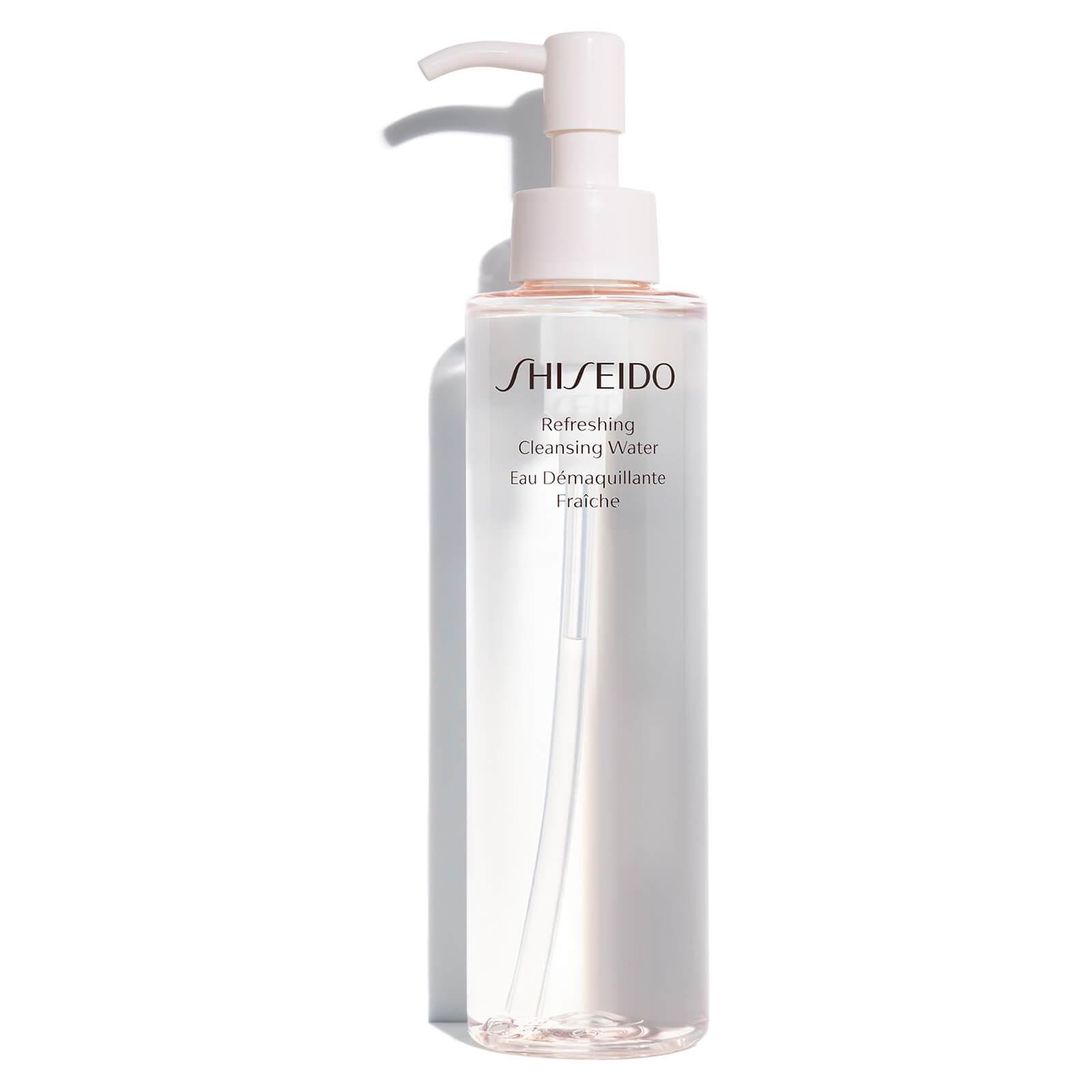 Купить Освежающая очищающая вода Shiseido Refreshing Cleansing Water 180мл
