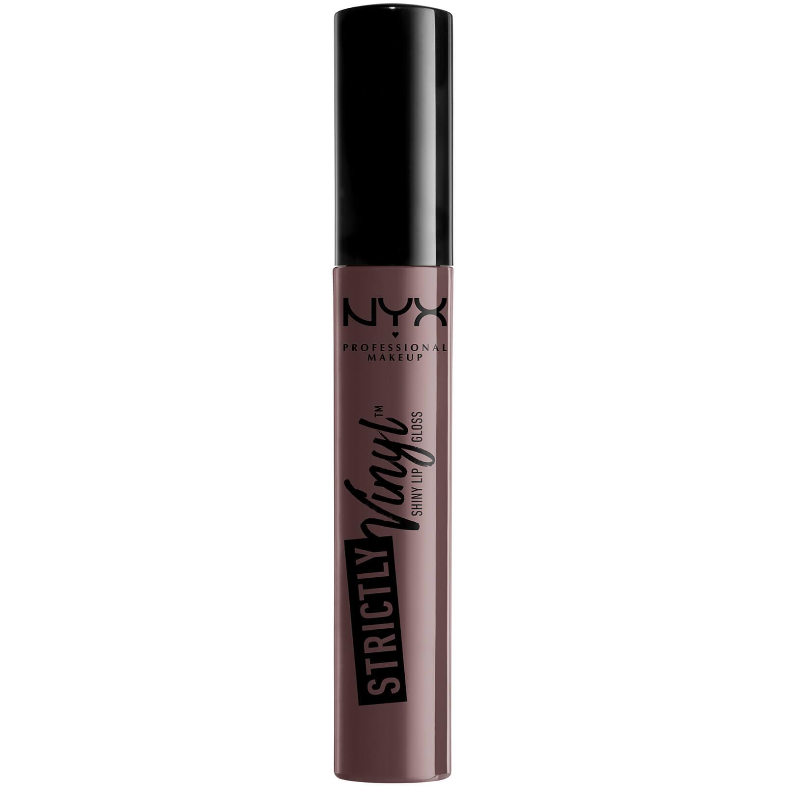 Купить Блеск для губ NYX Professional Makeup Strictly Vinyl Lip Gloss (различные оттенки) - Baby Doll