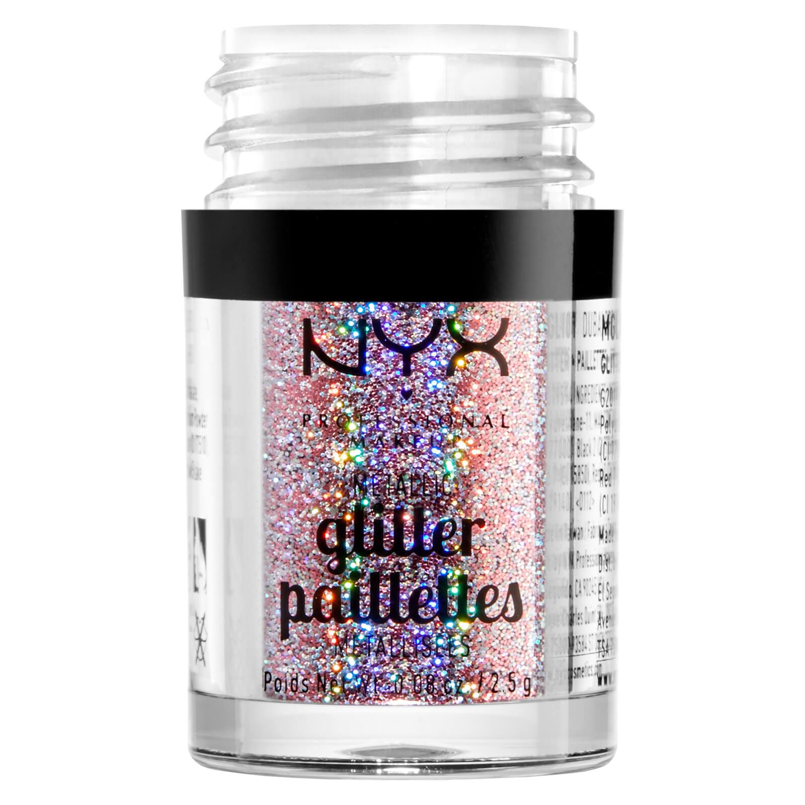 Купить Глиттер для лица и тела NYX Professional Makeup Metallic Glitter - Beauty Beam