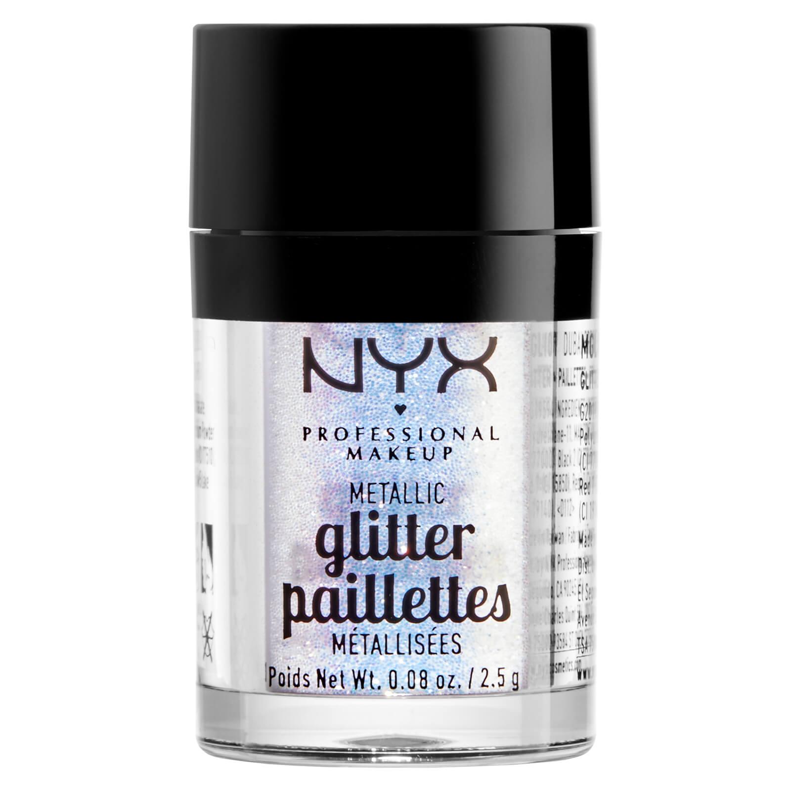 Глиттер для лица и тела NYX Professional Makeup Metallic Glitter - Lumi  - Купить