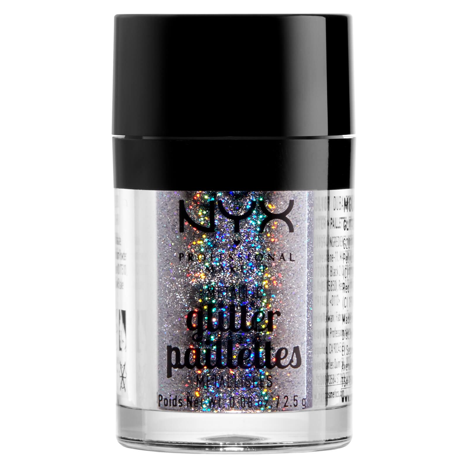 Купить Глиттер для лица и тела NYX Professional Makeup Metallic Glitter - Style Star