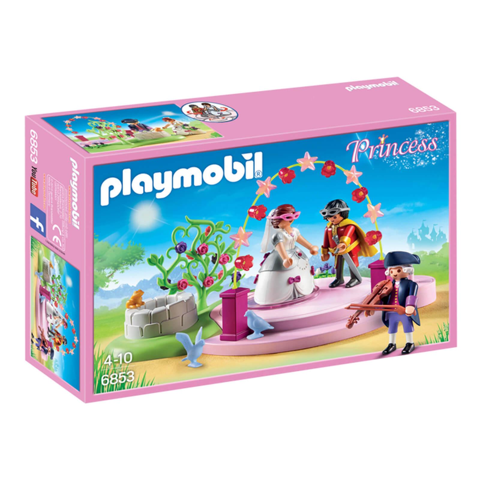 Playmobil Princess Masked Ball With Rotating Dance Floor (6853)