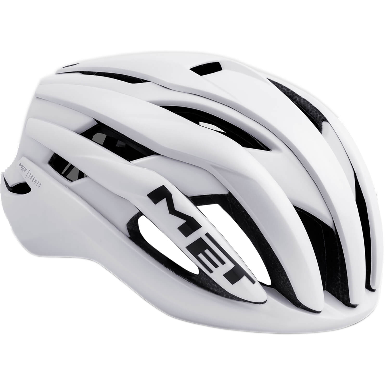 Met Trenta Road Helmet - S/52-56cm - White