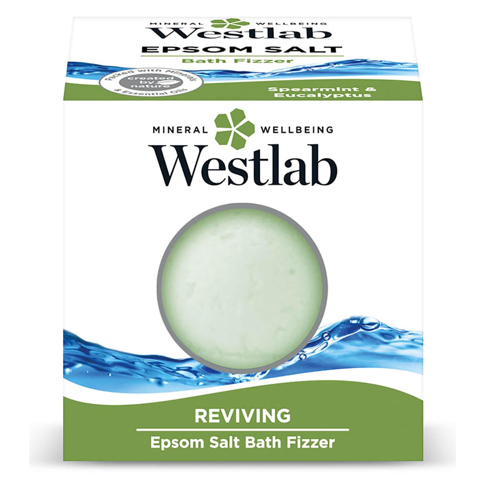 Купить Шипучка для ванны на основе соли Эпсома Westlab Reviving Epsom Salt Bath Fizzer
