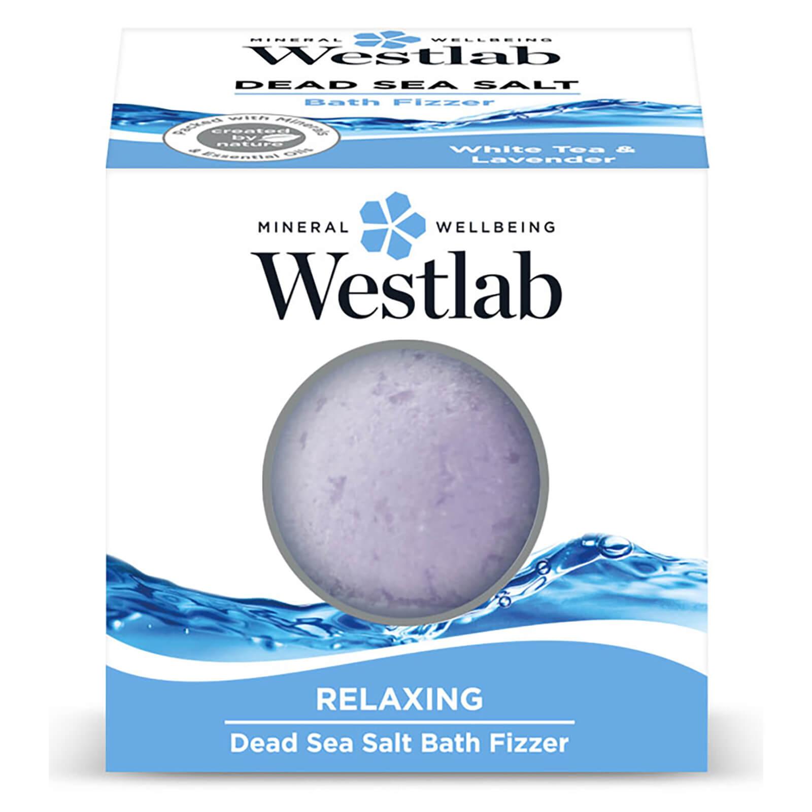Купить Шипучка для ванны на основе соли Мертвого моря Westlab Relaxing Dead Sea Salt Bath Fizzer