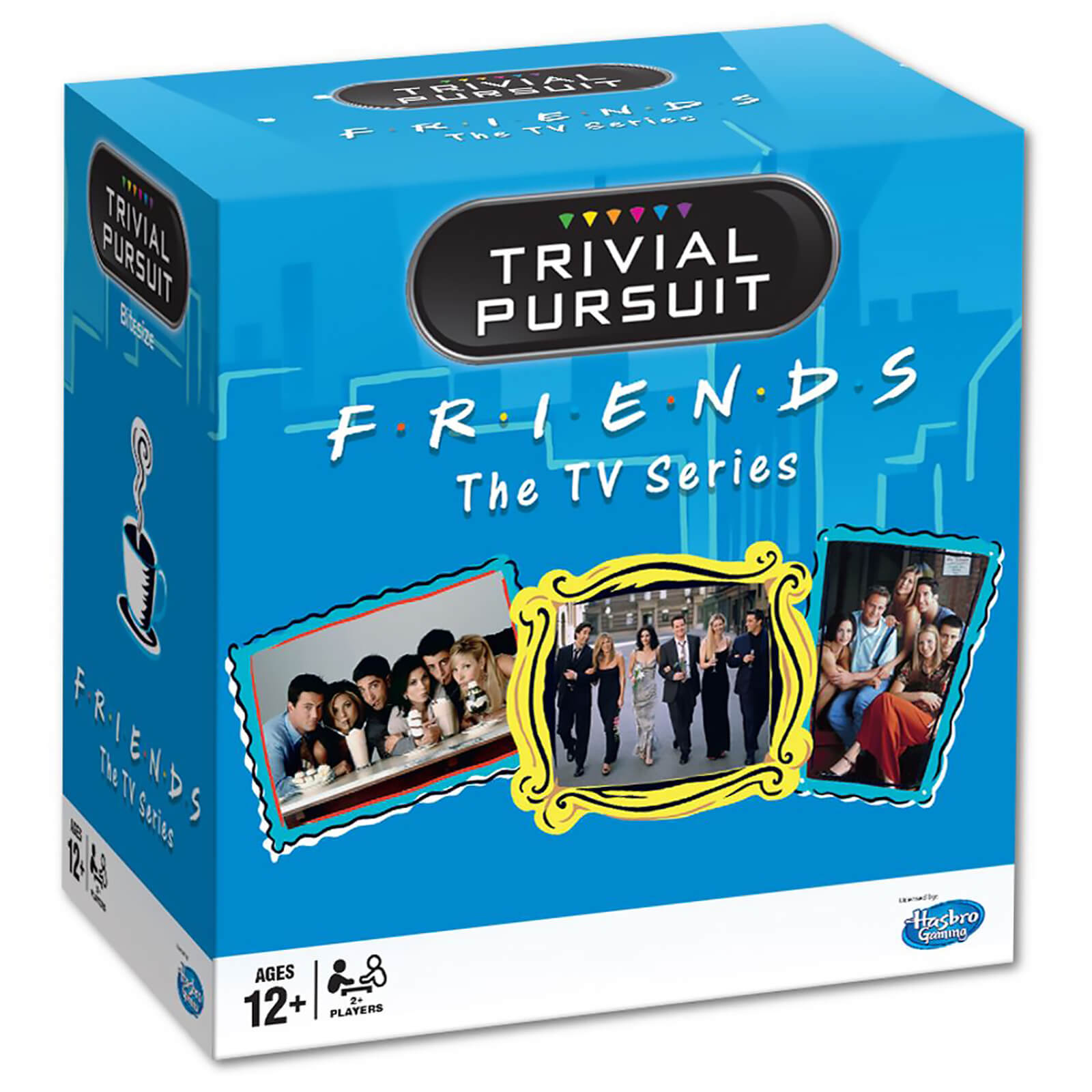 Image of Friends Trivial Pursuit Card Game