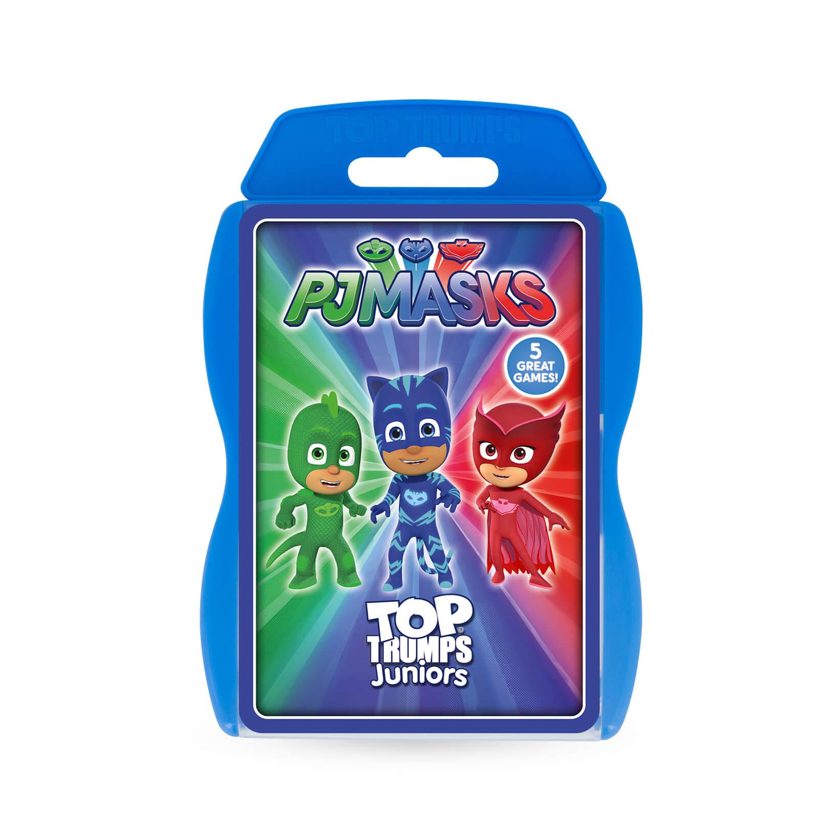 Image of Top Trumps Junior Card Game - PJ Masks Edition