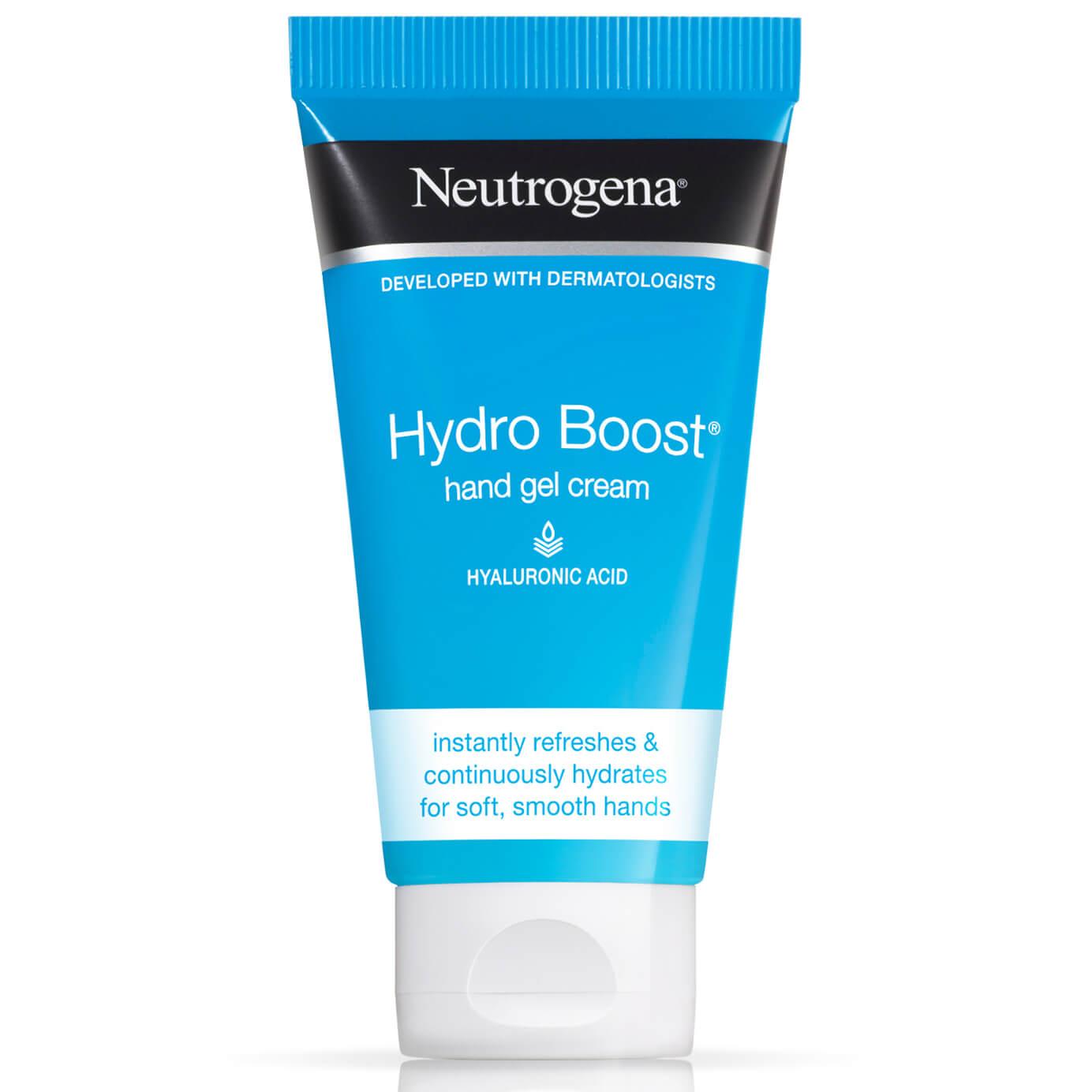 Купить Увлажняющий крем-гель для рук Neutrogena Hydro Boost Body Gel Cream 75 мл