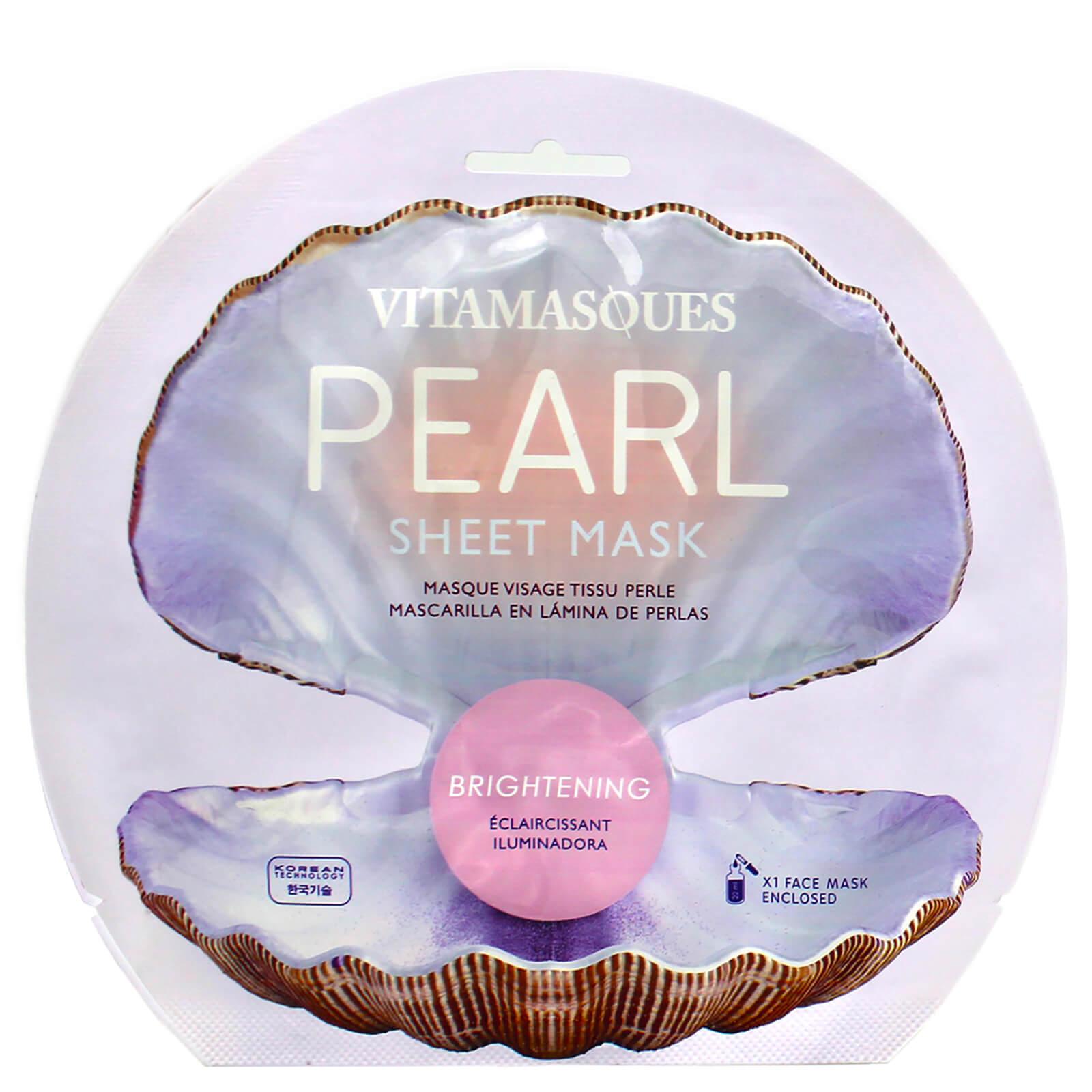 Купить Vitamasques Pearl Sheet Mask 20ml
