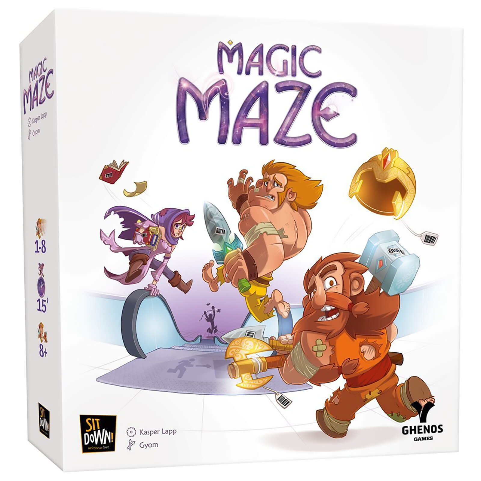 Image of Magic Maze Game