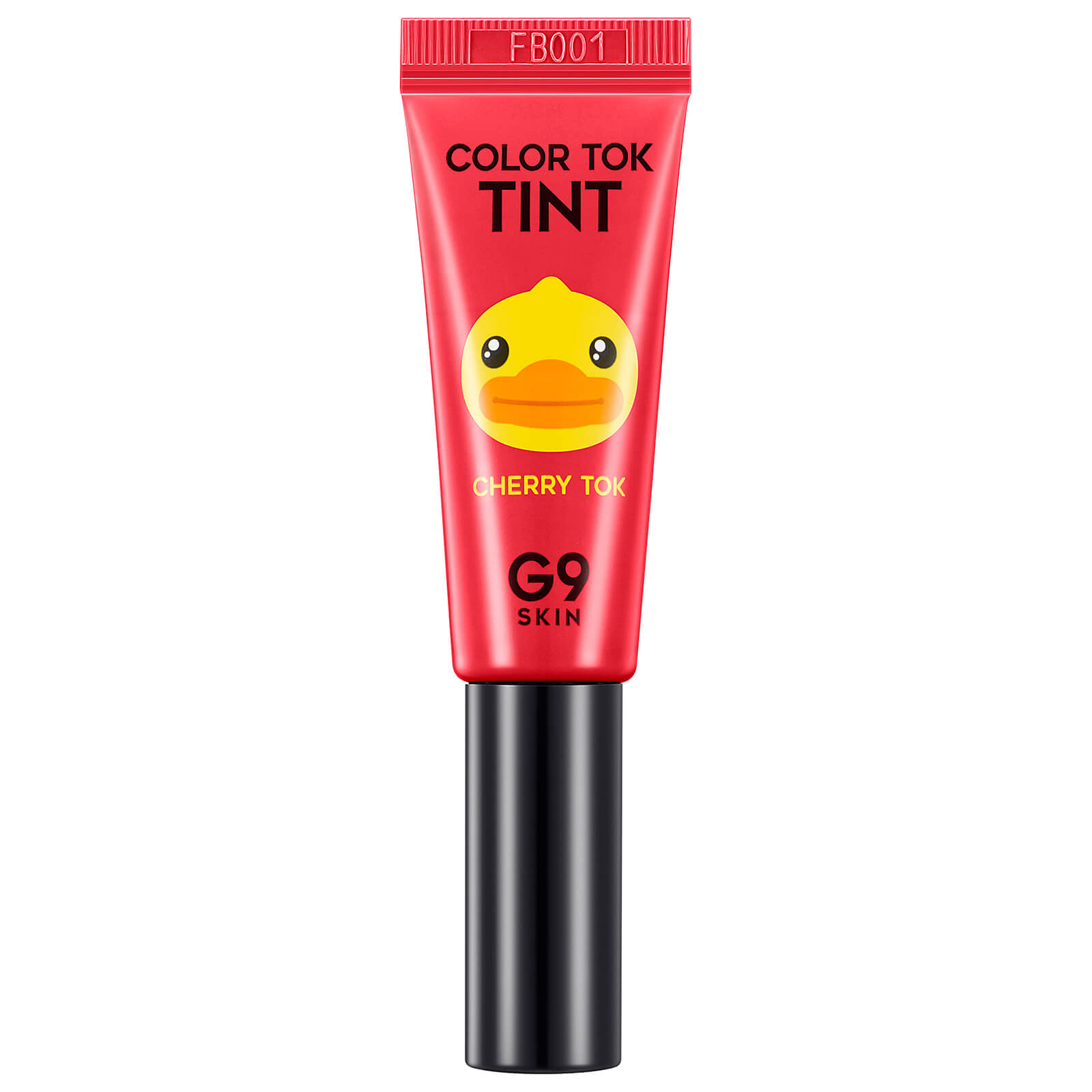 Тинт для губ G9SKIN Color Tok Tint 5 мл (различные оттенки) - 01. Cherry Tok  - Купить