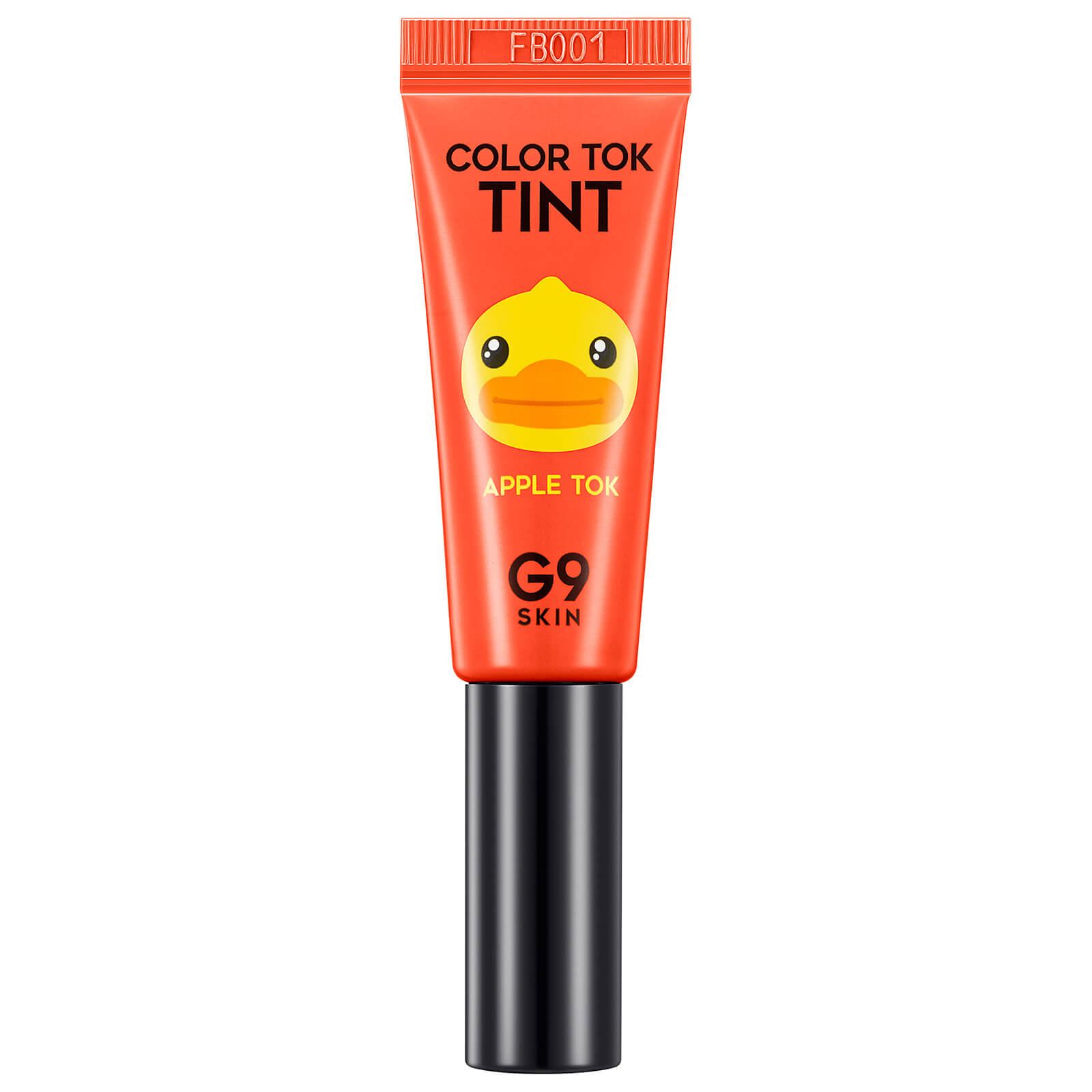 Купить Тинт для губ G9SKIN Color Tok Tint 5 мл (различные оттенки) - 02. Apple Tok