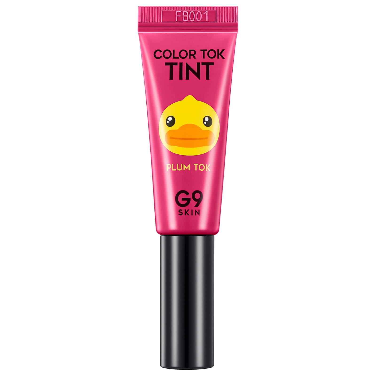 Купить Тинт для губ G9SKIN Color Tok Tint 5 мл (различные оттенки) - 03. Plum Tok