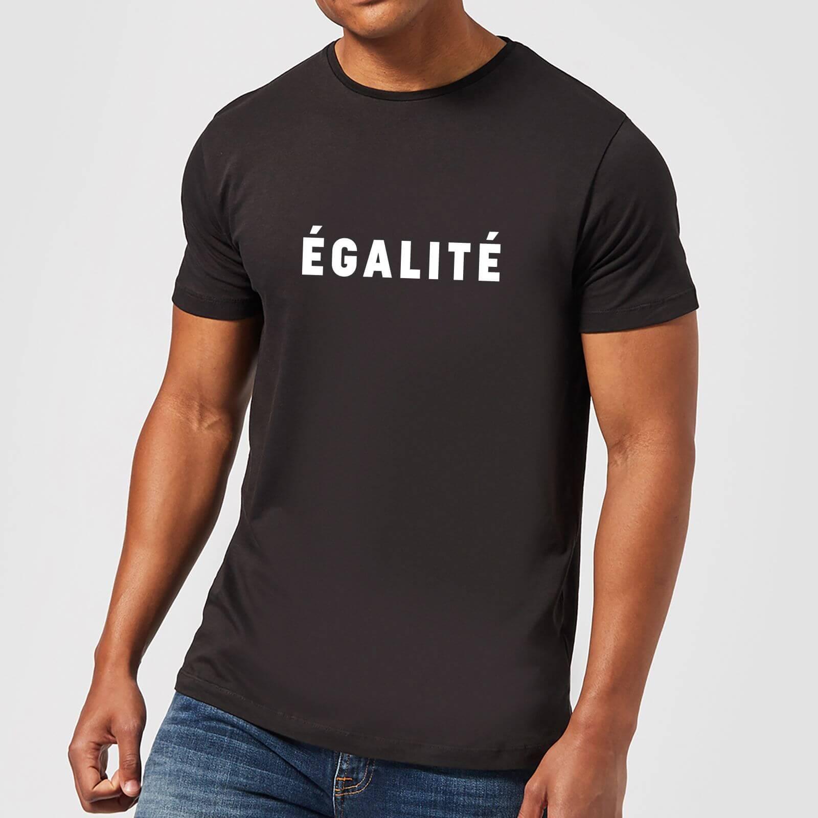 Egalite T-Shirt - Schwarz - XXL - Schwarz