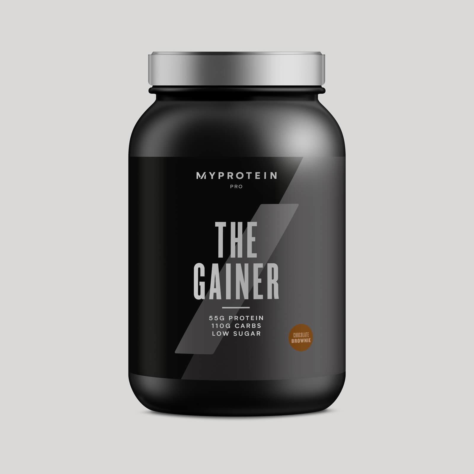 THE Gainer™ - 2.5kg - Chocolat Brownie