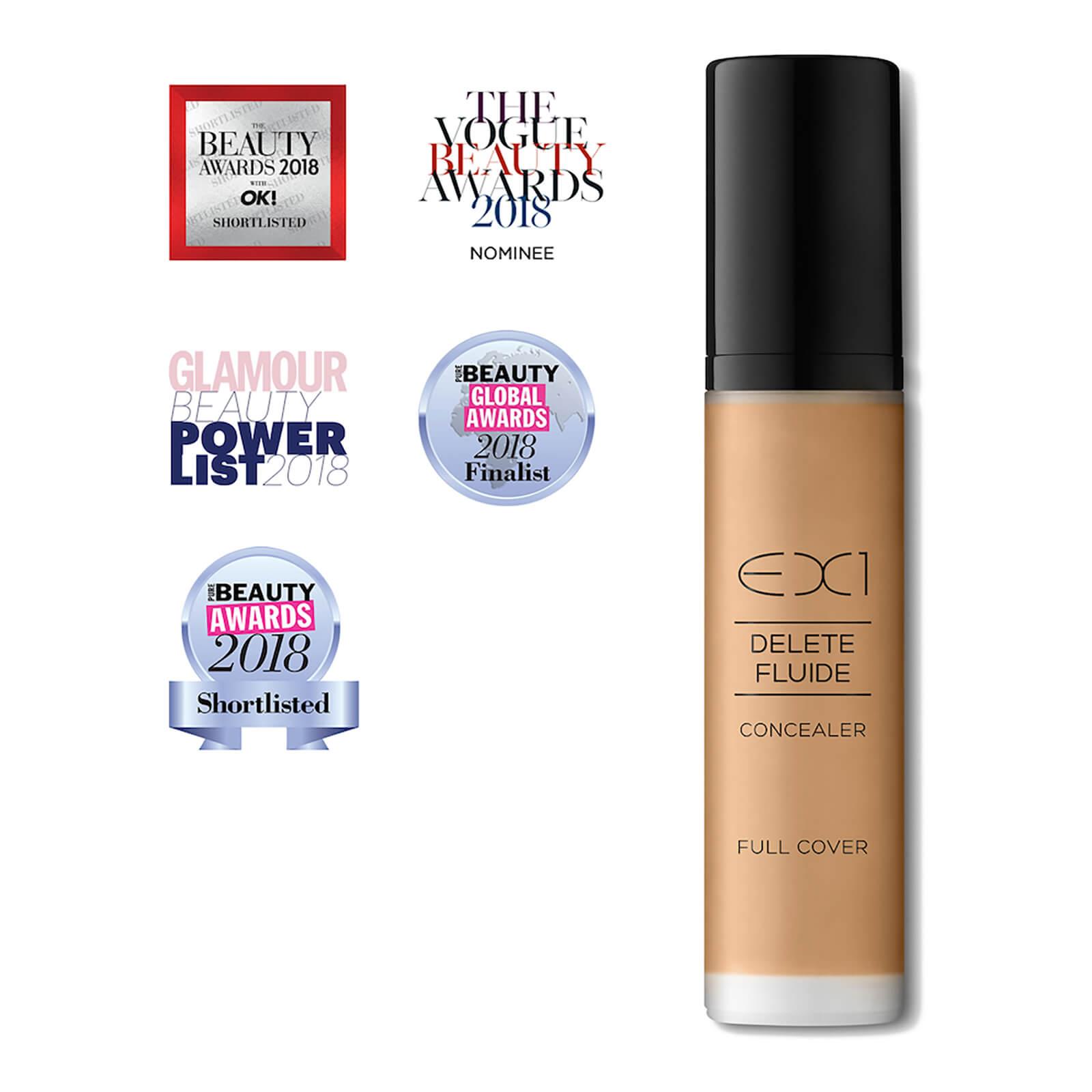 EX1 Cosmetics Delete Fluide Concealer (Various Shades) - 5.0