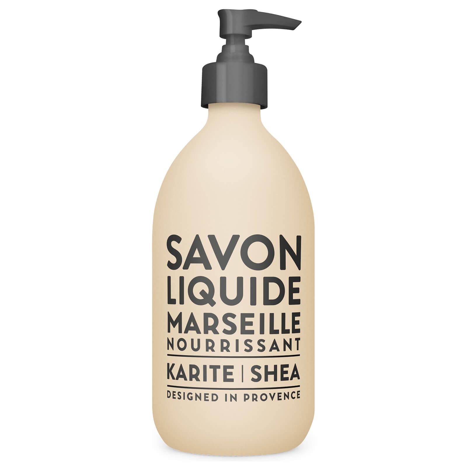 Купить Жидкое мыло с натуральным маслом ши Compagnie de Provence Liquid Marseille Shea Butter Soap 500 мл