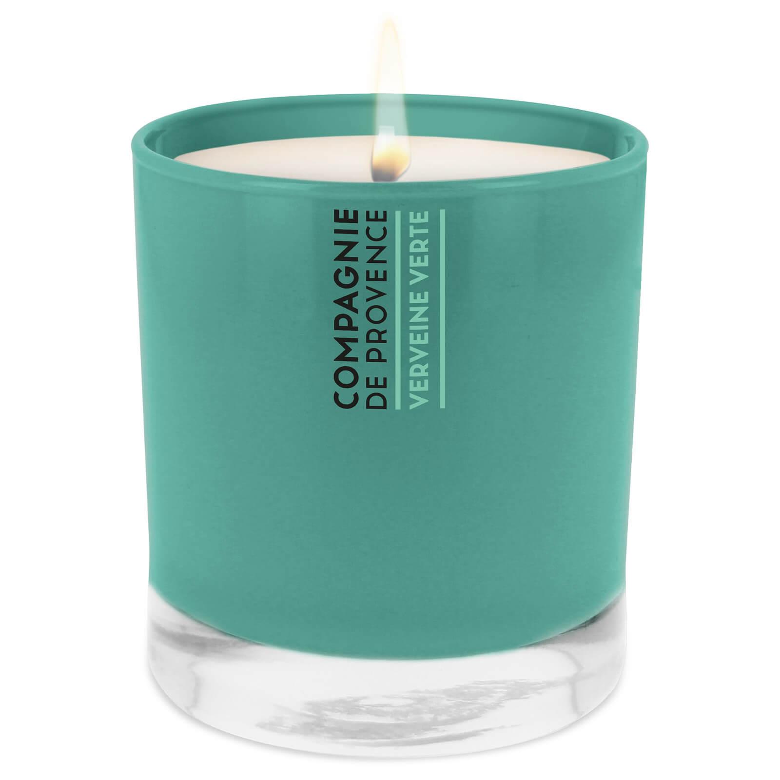 Купить Парфюмированная свеча Compagnie de Provence Green Verbena Scented Candle 260 г