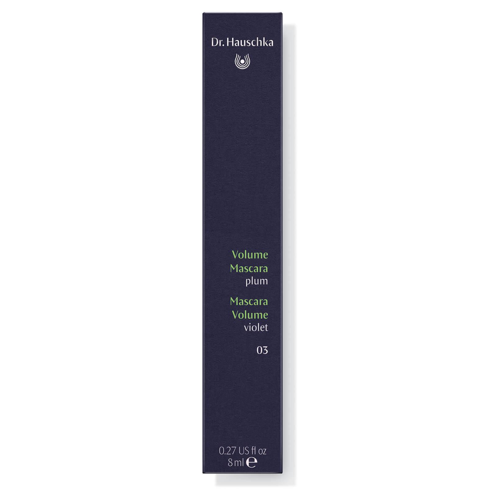 Купить Тушь для объема ресниц Dr. Hauschka Volume Mascara - 03 Plum