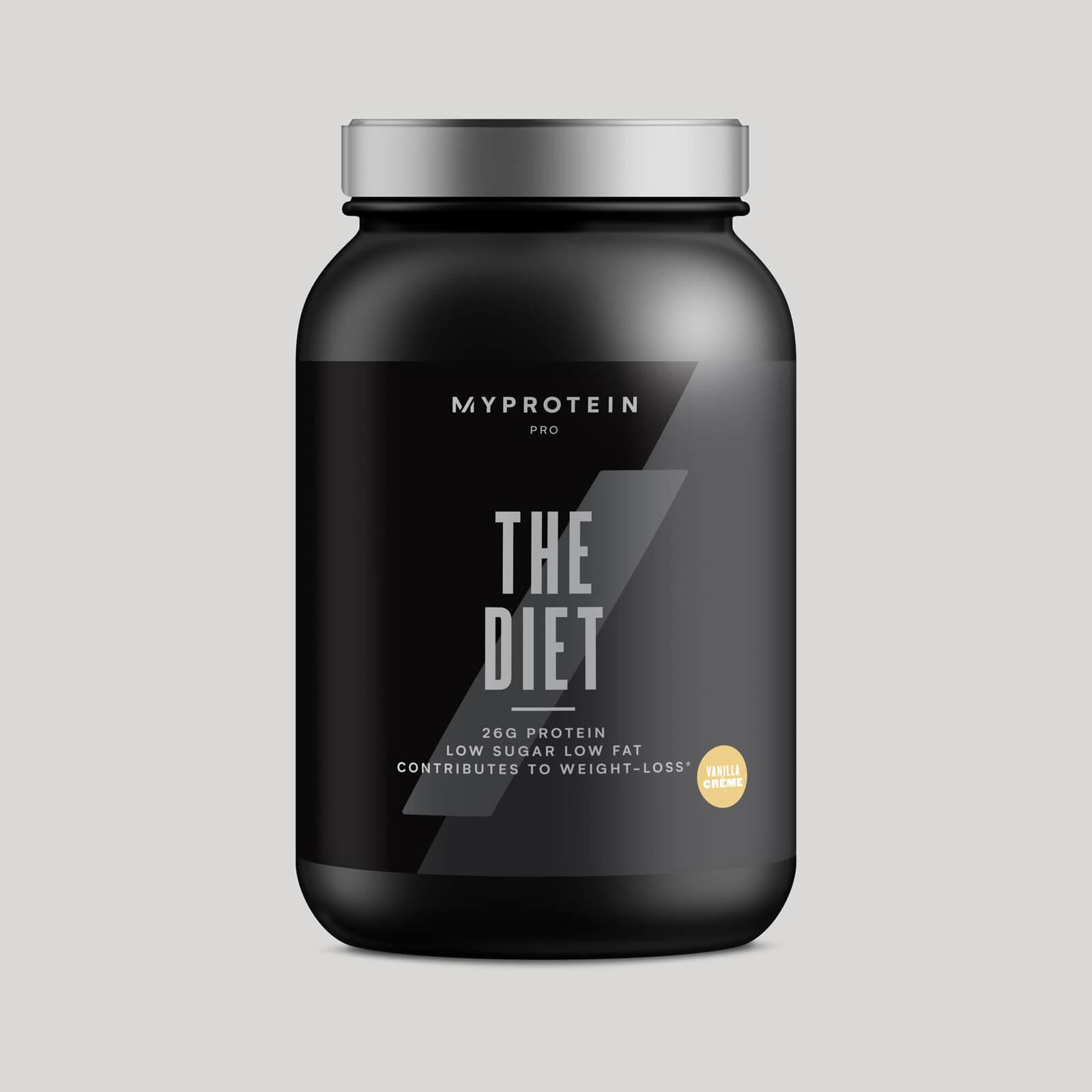 THE Diet - 30servings - Crème Vanille