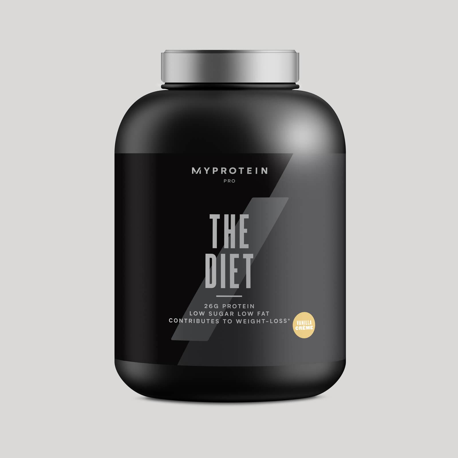 THE Diet - 60servings - Crème Vanille