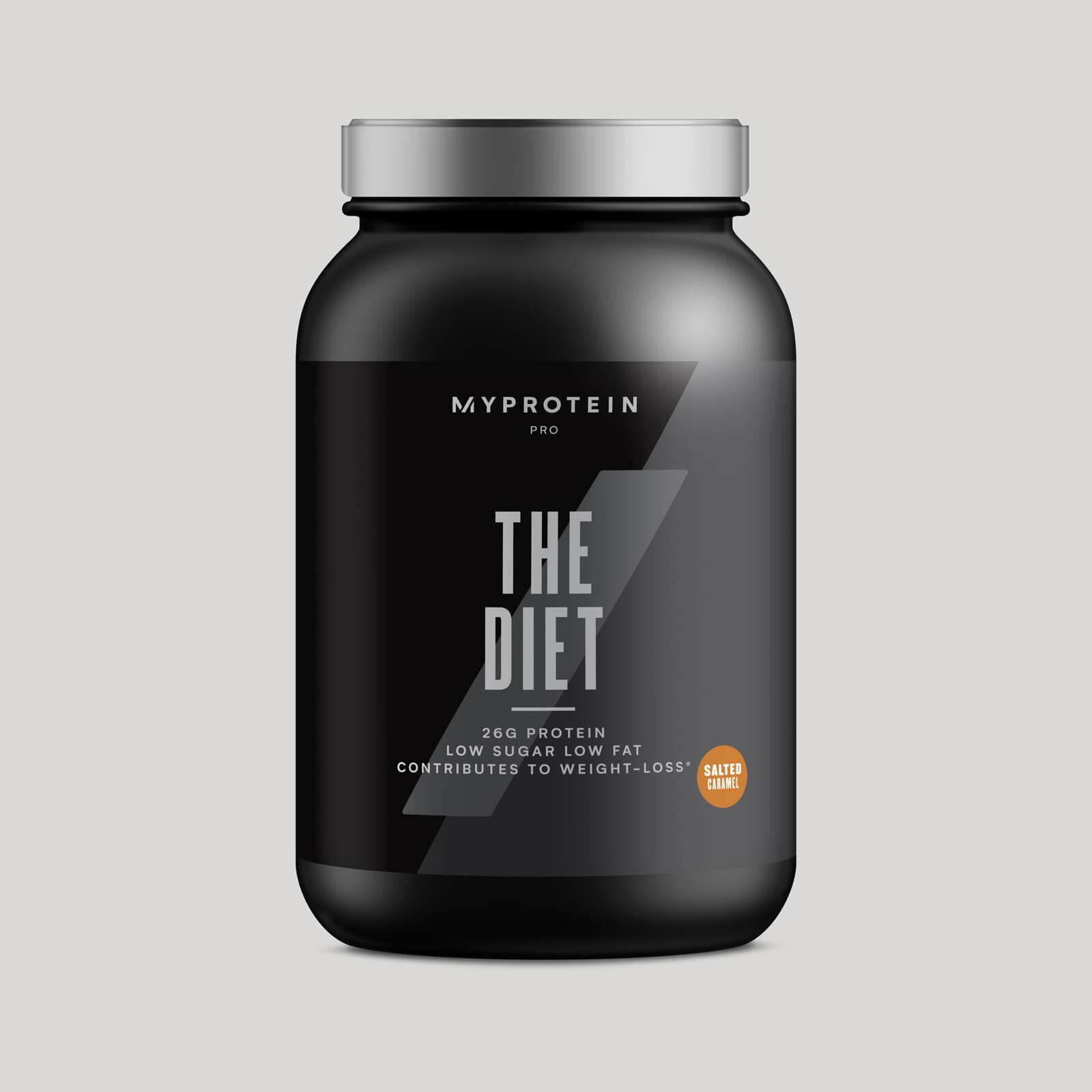 THE Diet - 30servings - Nouveau - Caramel salé