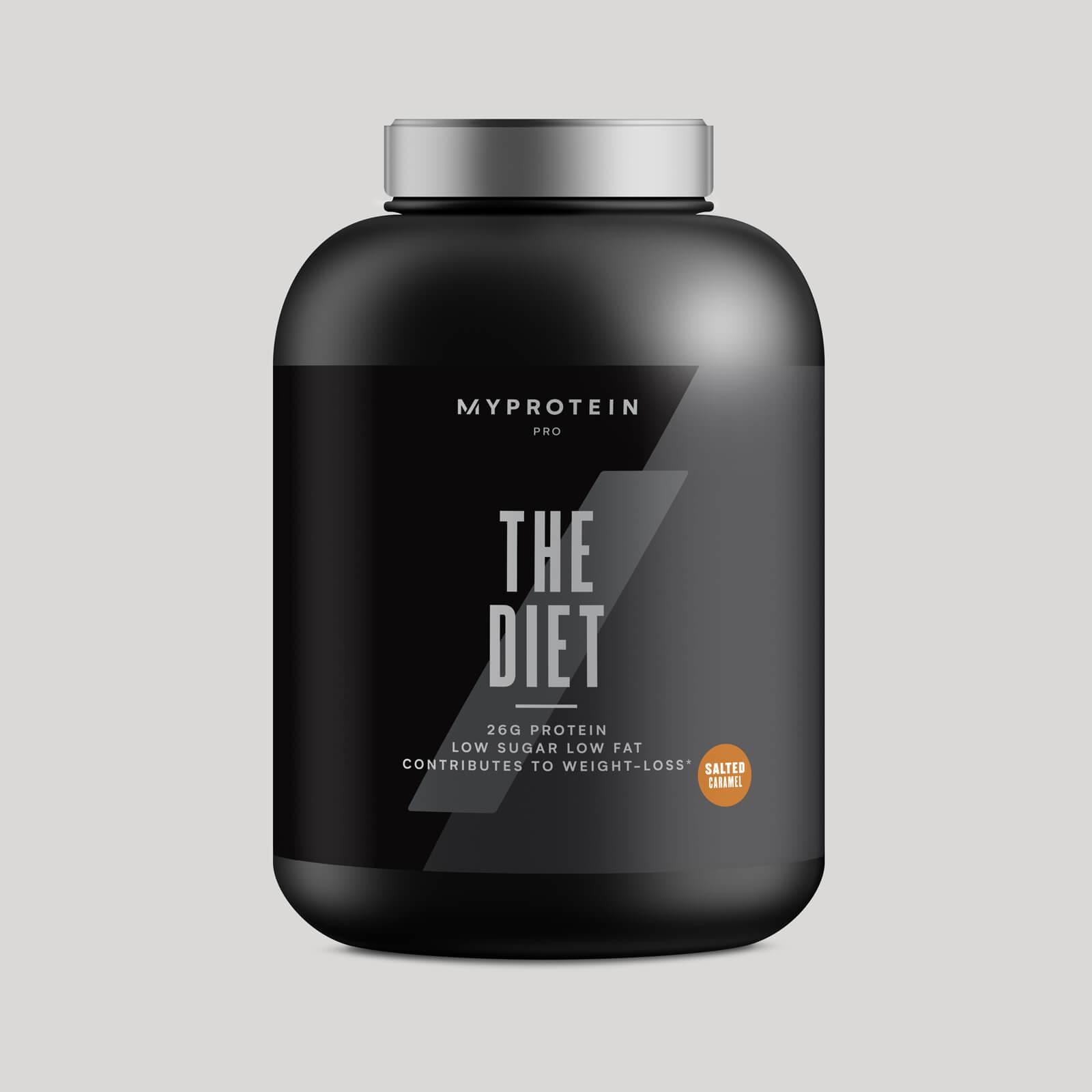 THE Diet - 60servings - Nouveau - Caramel salé