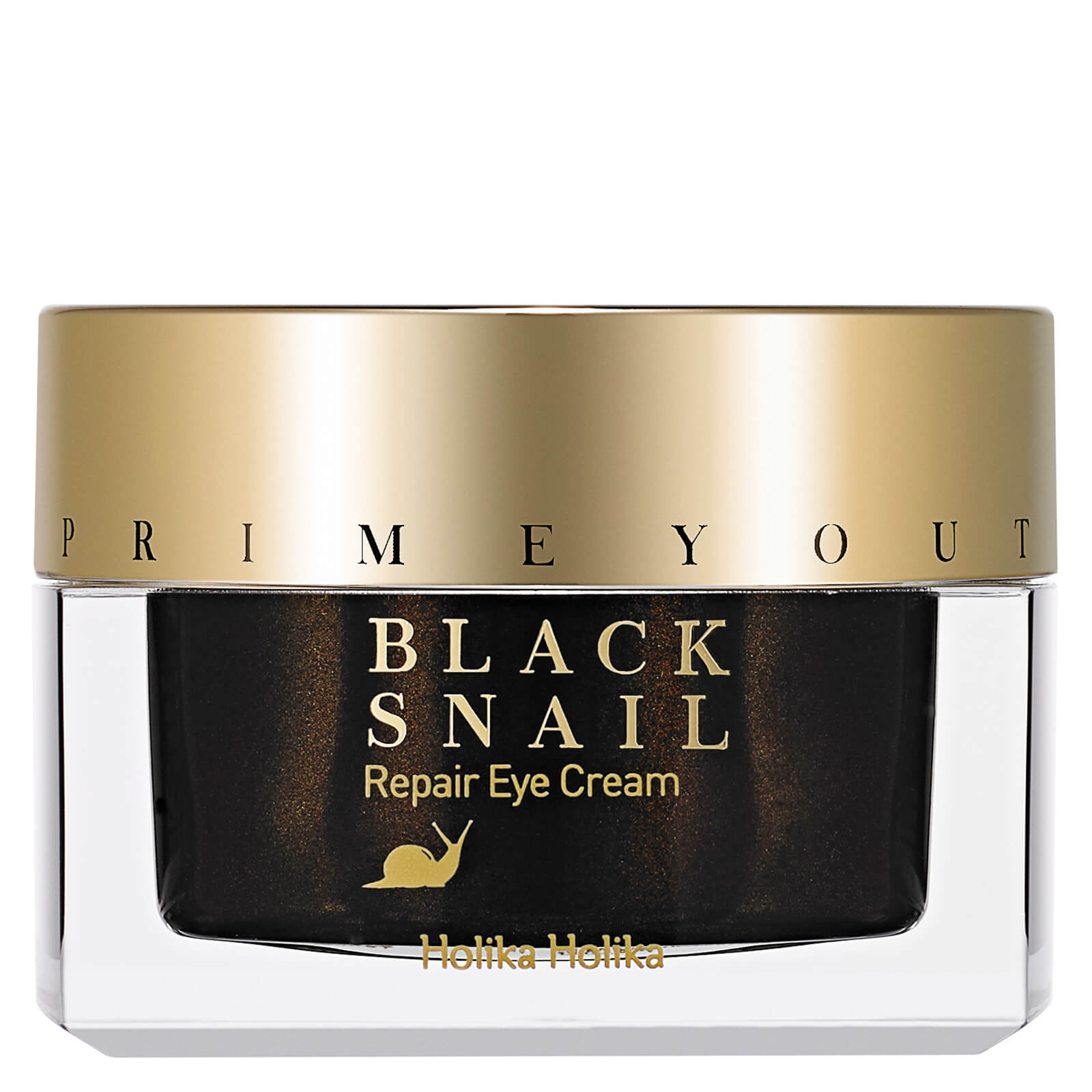 Купить Восстанавливающий крем для глаз с муцином черной улитки Holika Holika Prime Youth Black Snail Repair Eye Cream