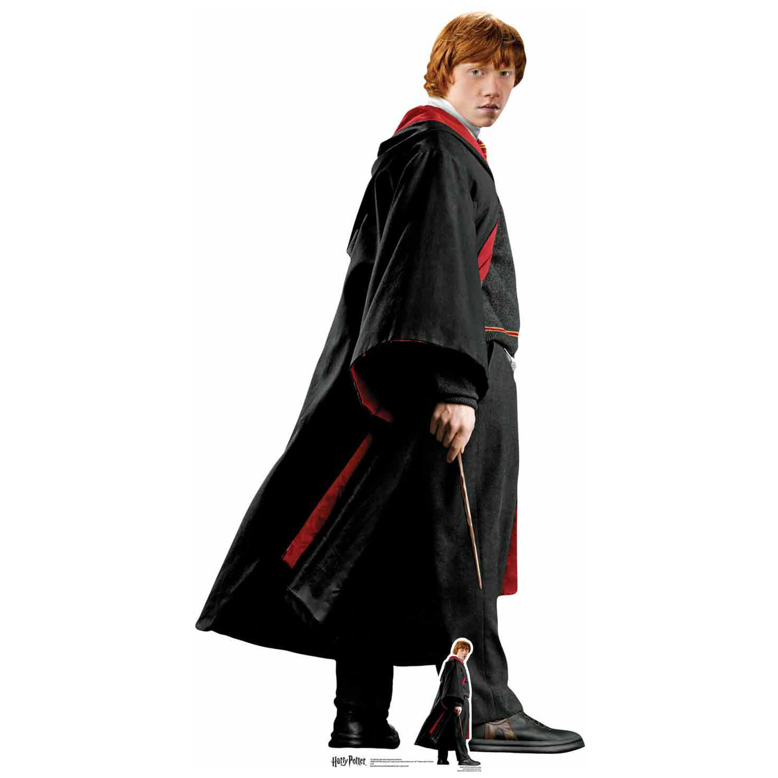 Ron Weasley (Hogwarts School of Witchcraft and Wizardry Uniform) Over Sized Cut Out