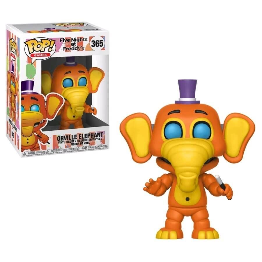 Five Nights at Freddy's Orville Elephant Pop! Vinyl Figure