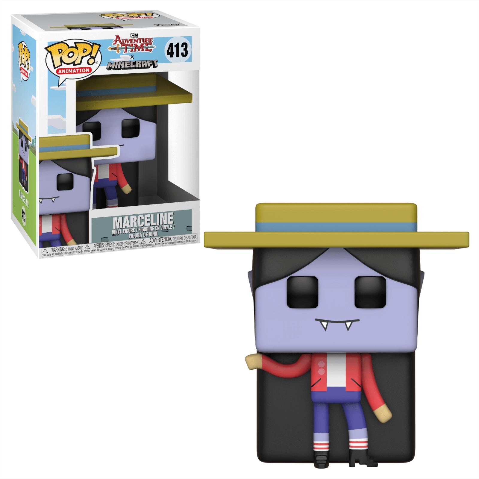 Image of Adventure Time x Minecraft Marceline Pop! Vinyl Figure