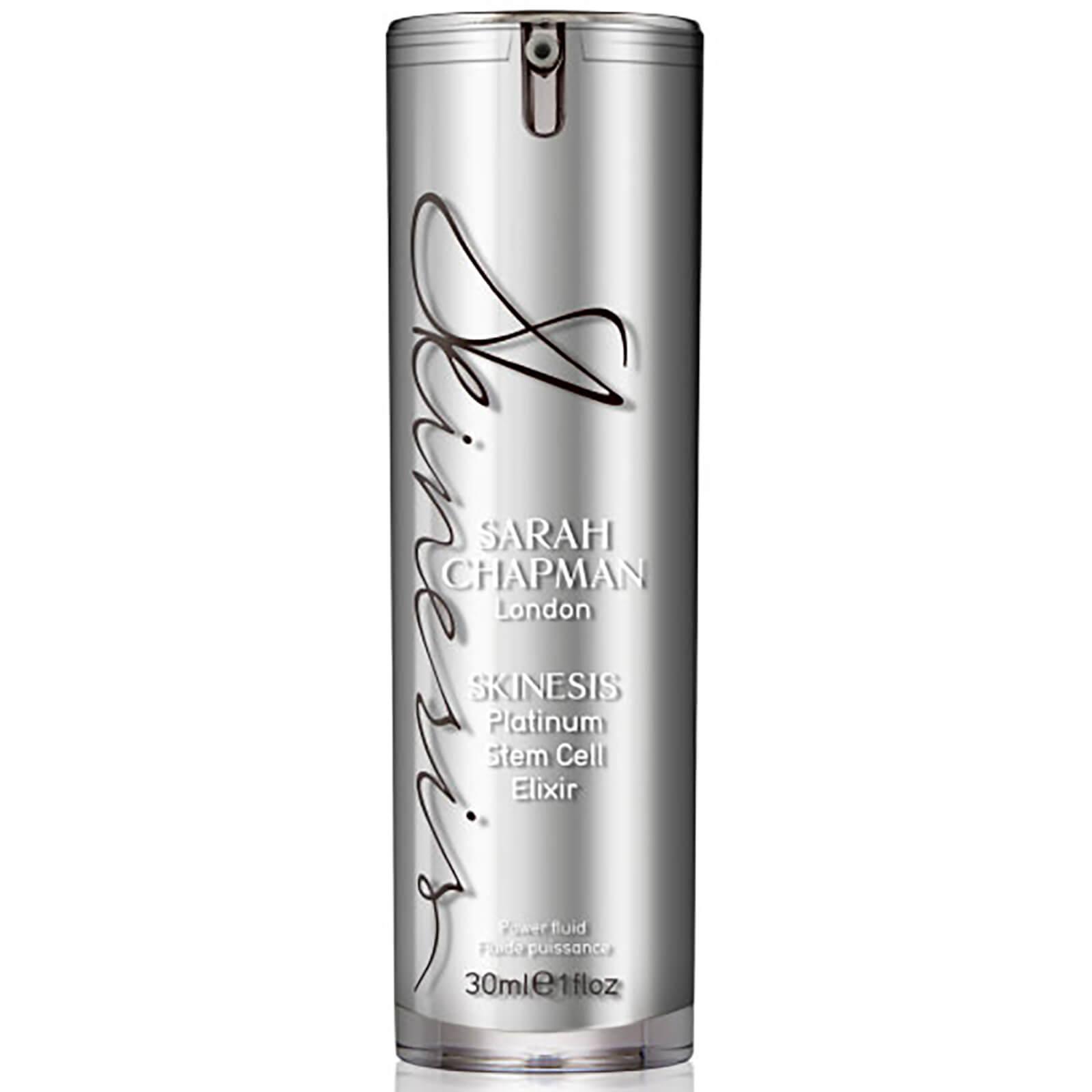 Купить Антивозрастная сыворотка со стволовыми клетками Sarah Chapman Platinum Stem Cell Elixir 30 мл