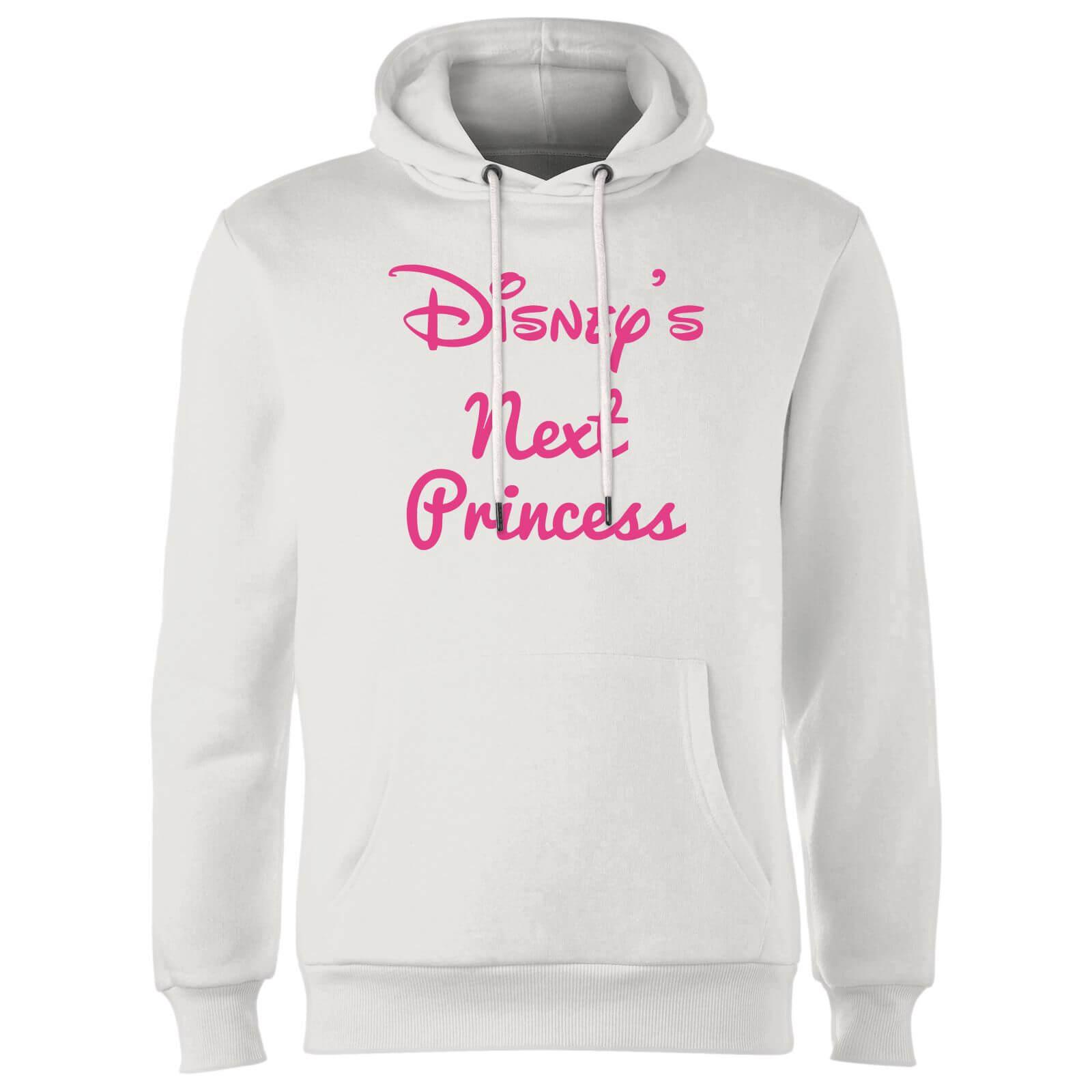 disney princess next hoodie - white - m - white