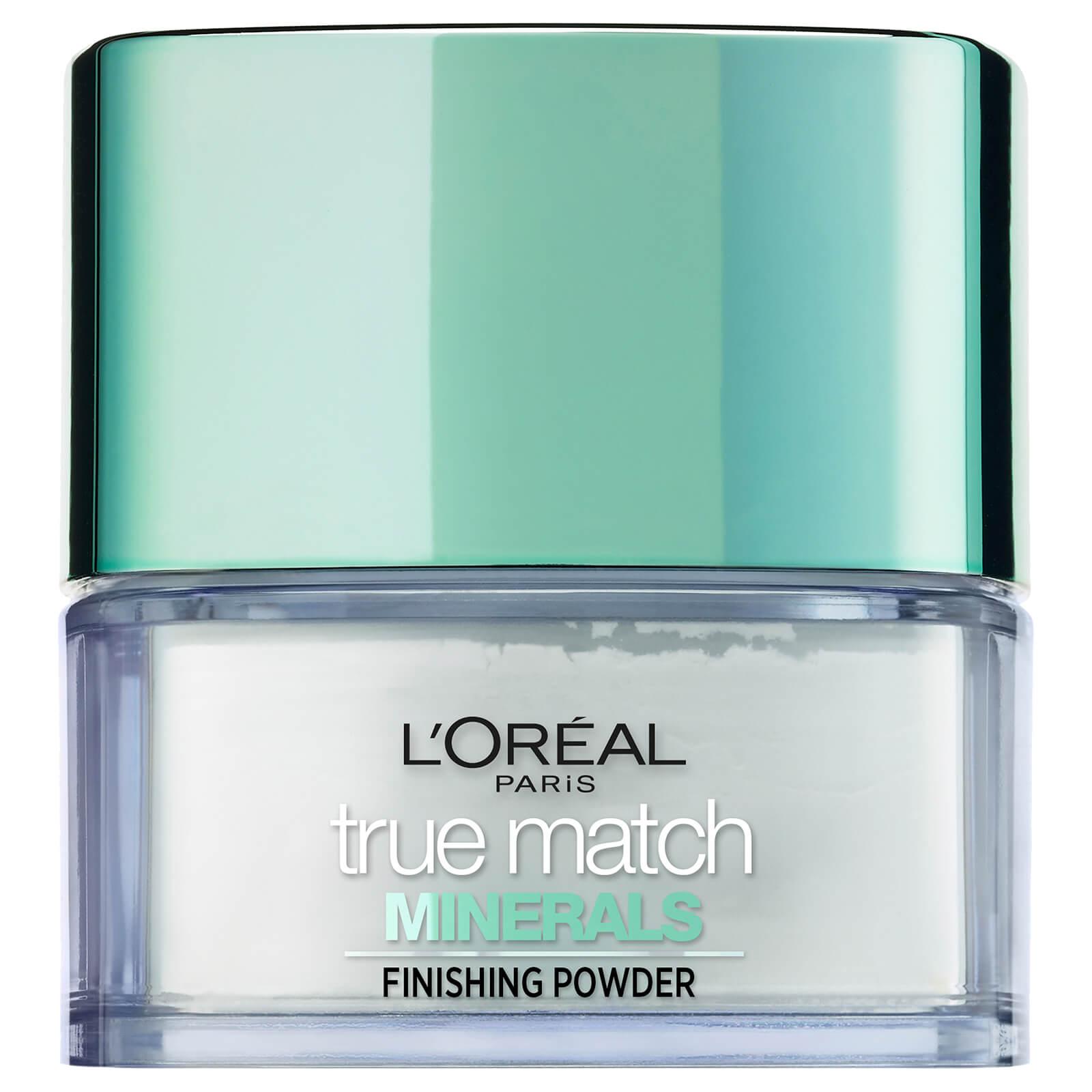 Купить L'Oréal Paris True Match Minerals Finishing Face Powder 9g