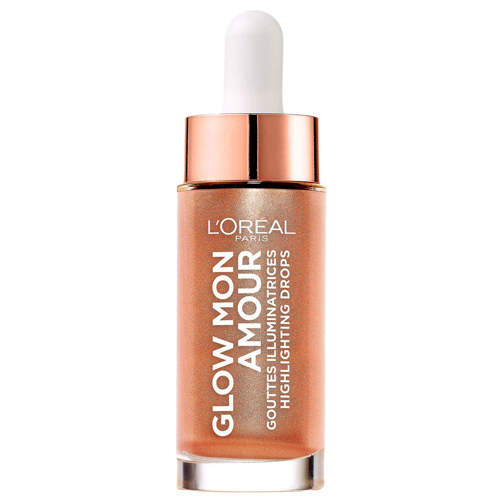 Купить L'Oréal Paris Glow Mon Amour Liquid Highlighting Drops - Bellini 15ml