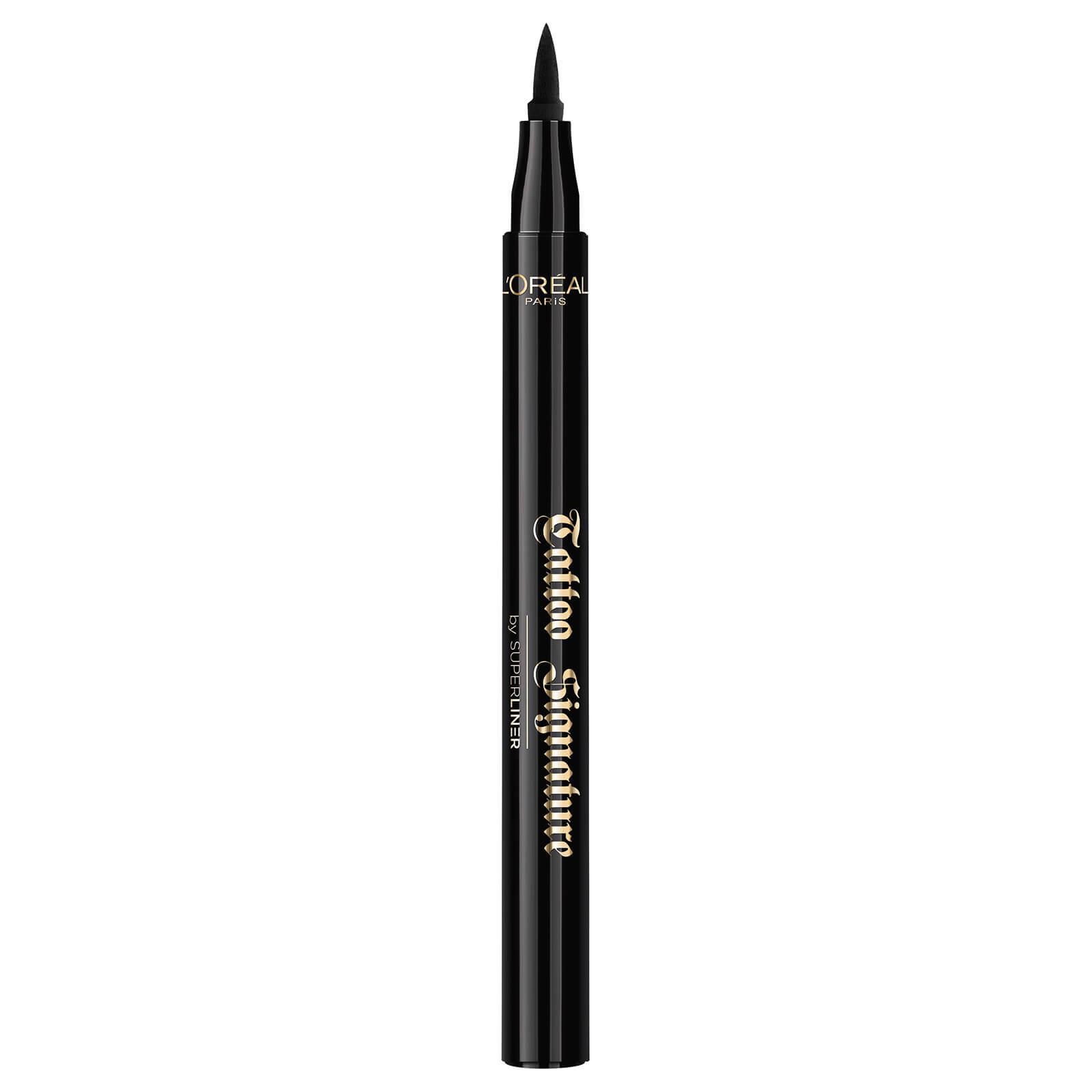 L'Oréal Paris Tattoo Signature 24HR Liquid Eyeliner - 01 Xtra Black 12ml