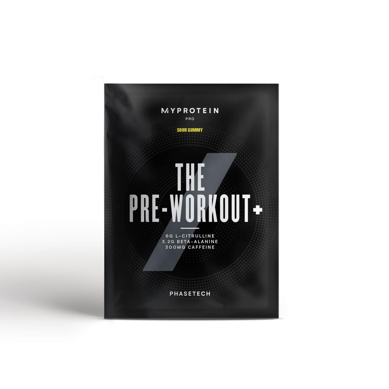 THE Pre-Workout+ (Échantillon) - Bonbons Acidulés