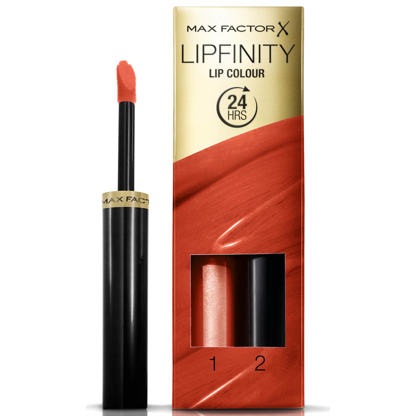 Max Factor Lipfinity Lip Color 3.69G - 140 Charming