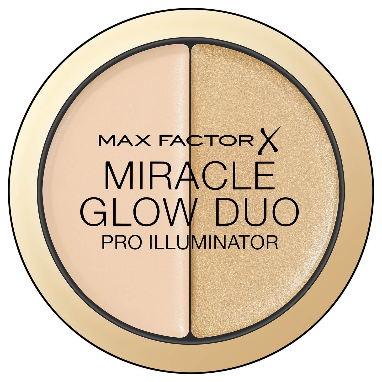 Купить Двойной хайлайтер Max Factor Miracle Glow Duo Highlighter - 10 Light