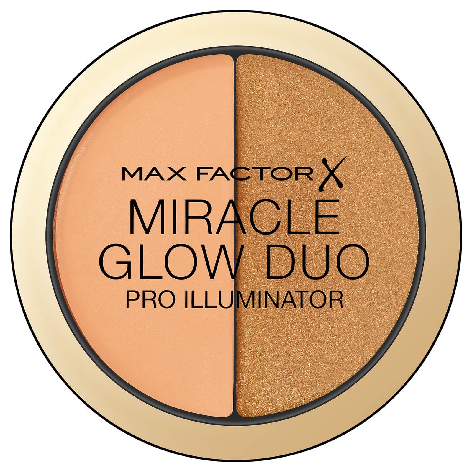 Купить Двойной хайлайтер Max Factor Miracle Glow Duo Highlighter - 30 Deep