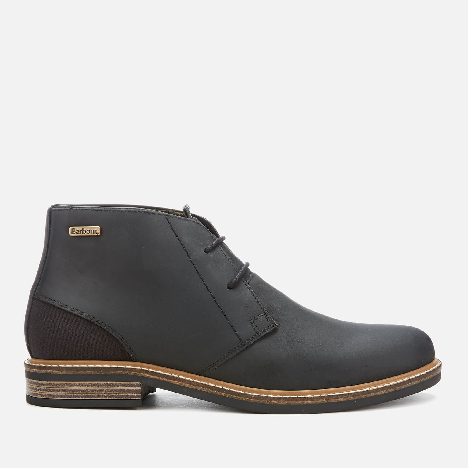 Click to view product details and reviews for Barbour Mens Readhead Leather Chukka Boots Black Uk 10.