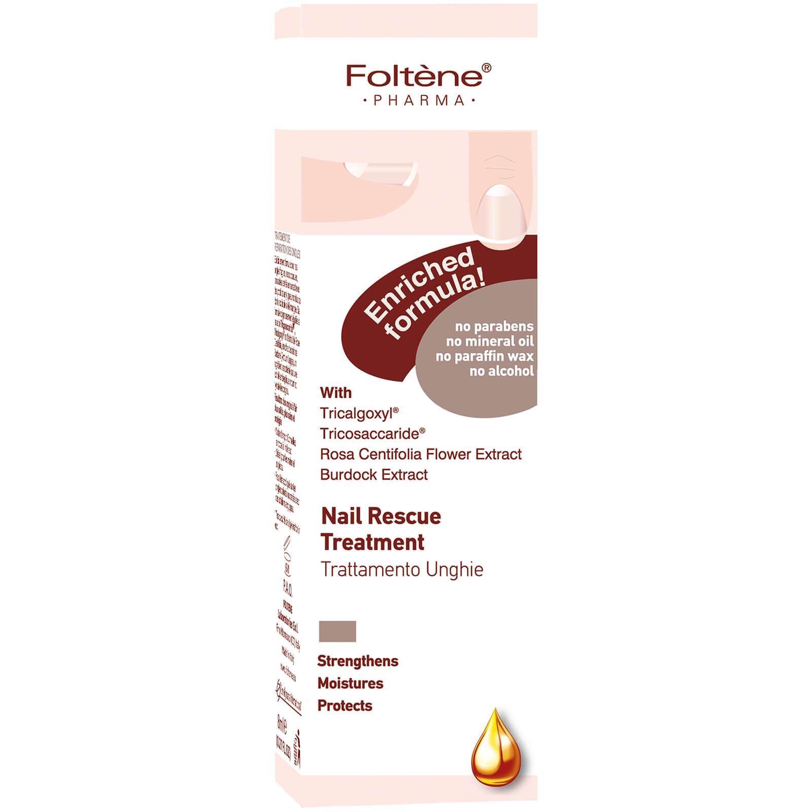 Купить Укрепляющее средство для ногтей Foltène Nail Rescue Treatment 8мл