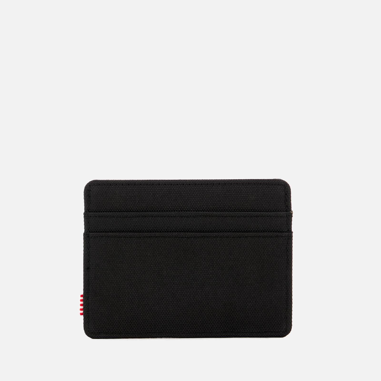 Herschel Supply Co. Men's Charlie Card Wallet - Black